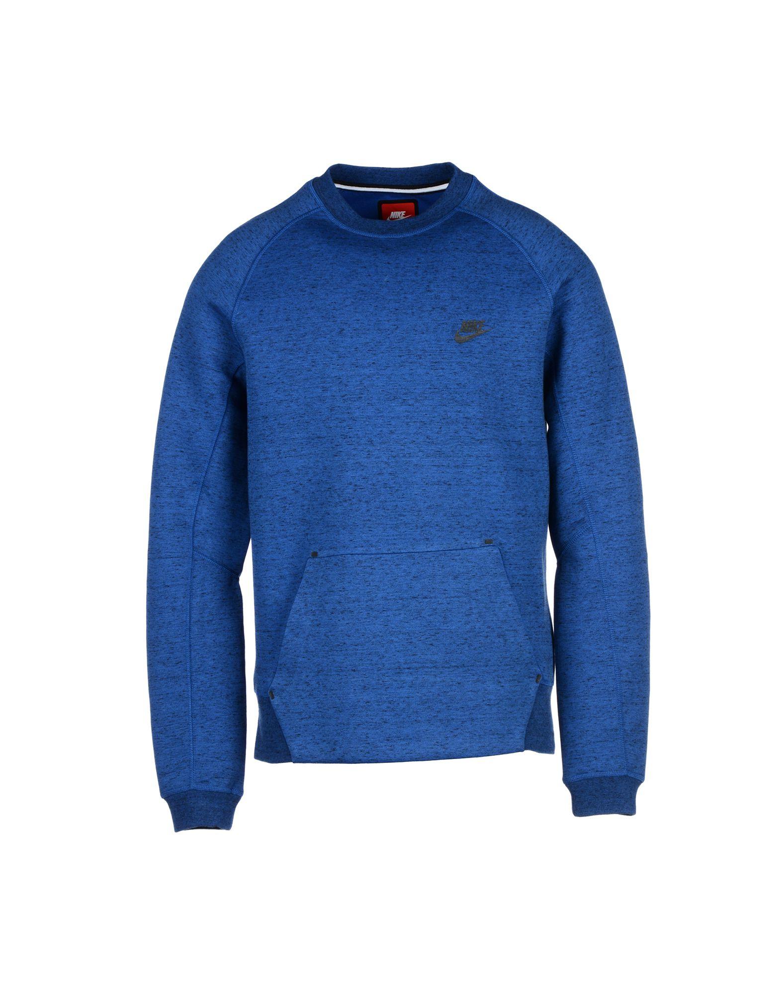 Nike blue hoodie
