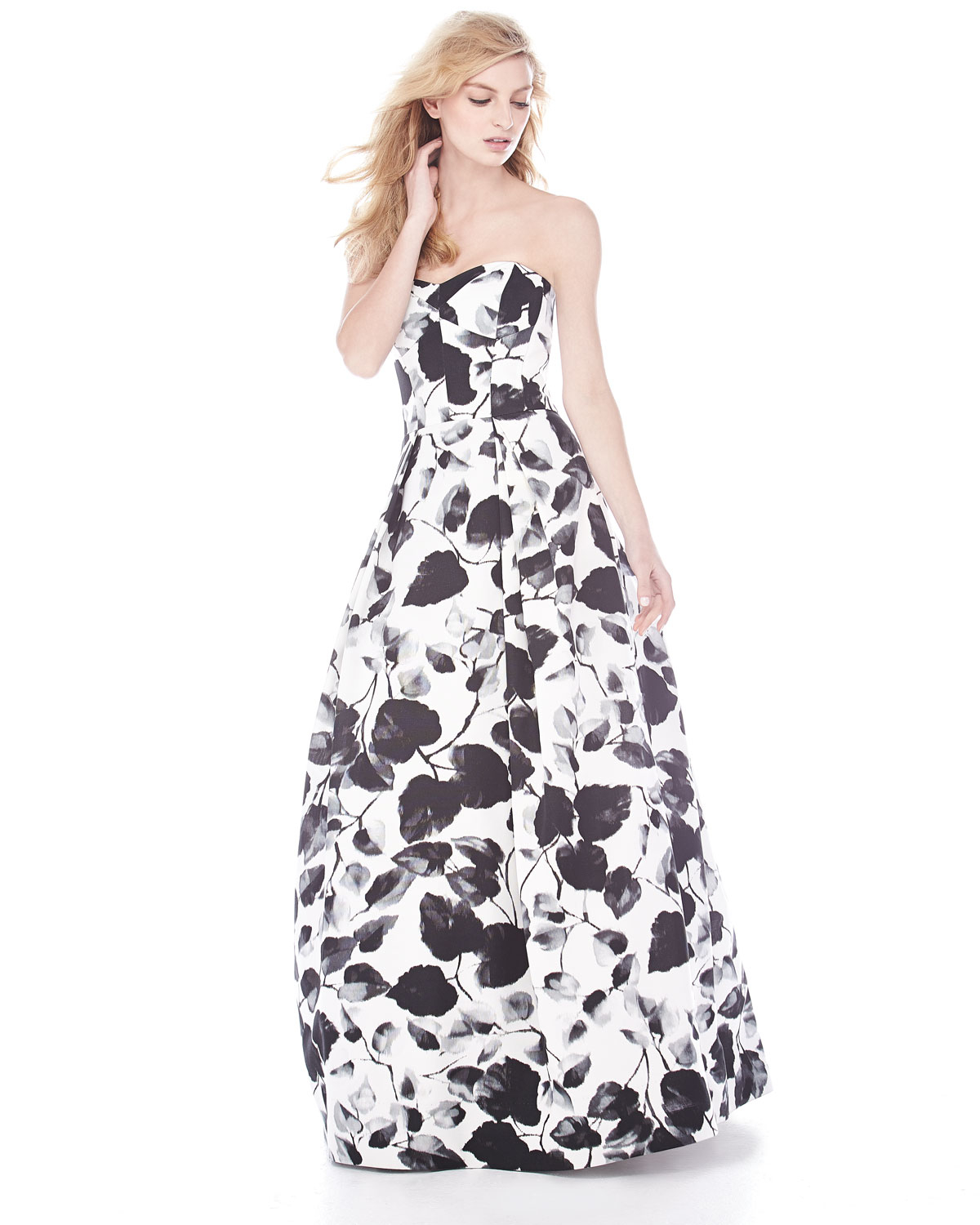 Milly Black and White Dresses