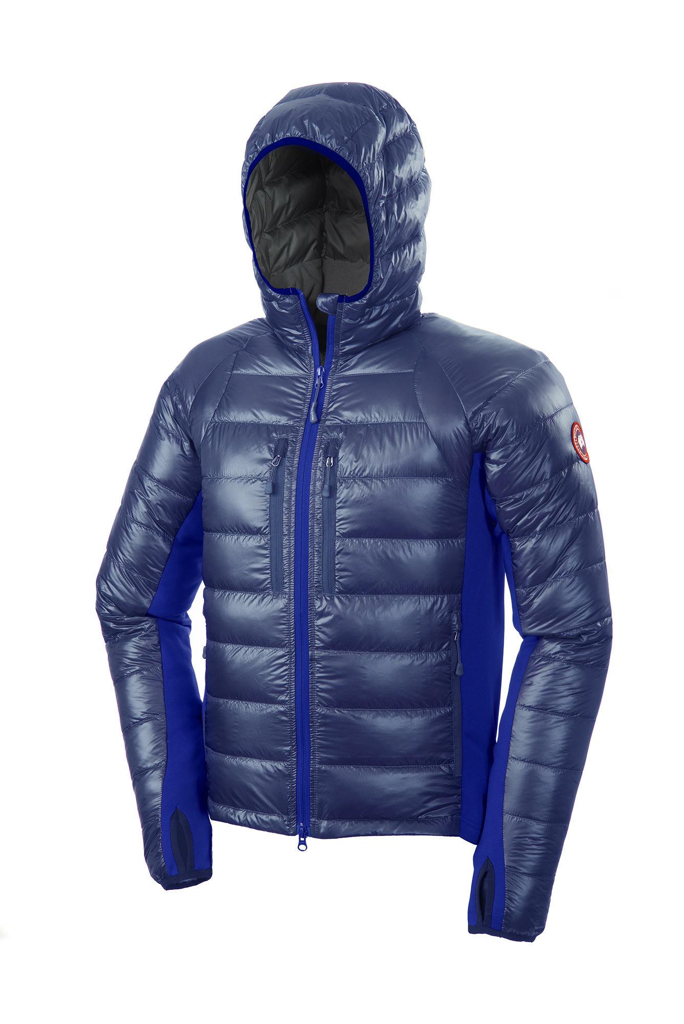 Canada Goose coats online price - Canada goose Hybridge Lite Hoody in Blue for Men (Spirit/Pacific ...