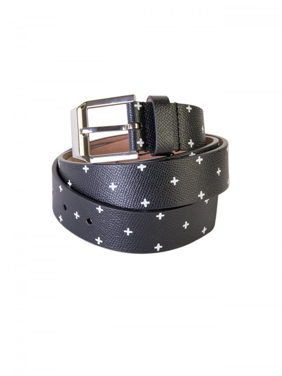 Givenchy Black Belt in Black for Men