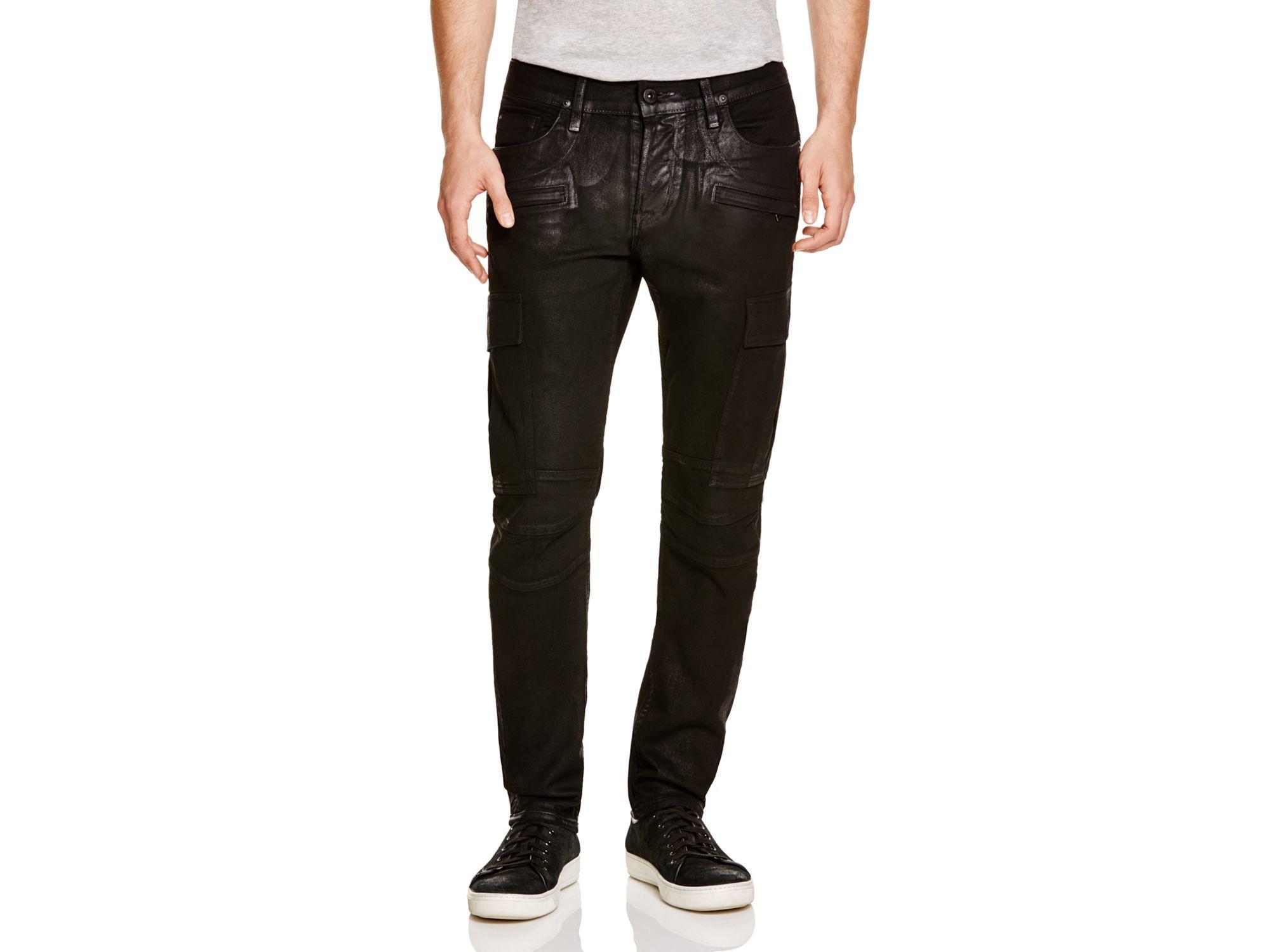Jeans Cargo - Hudson Noir D1VDrxvlJ
