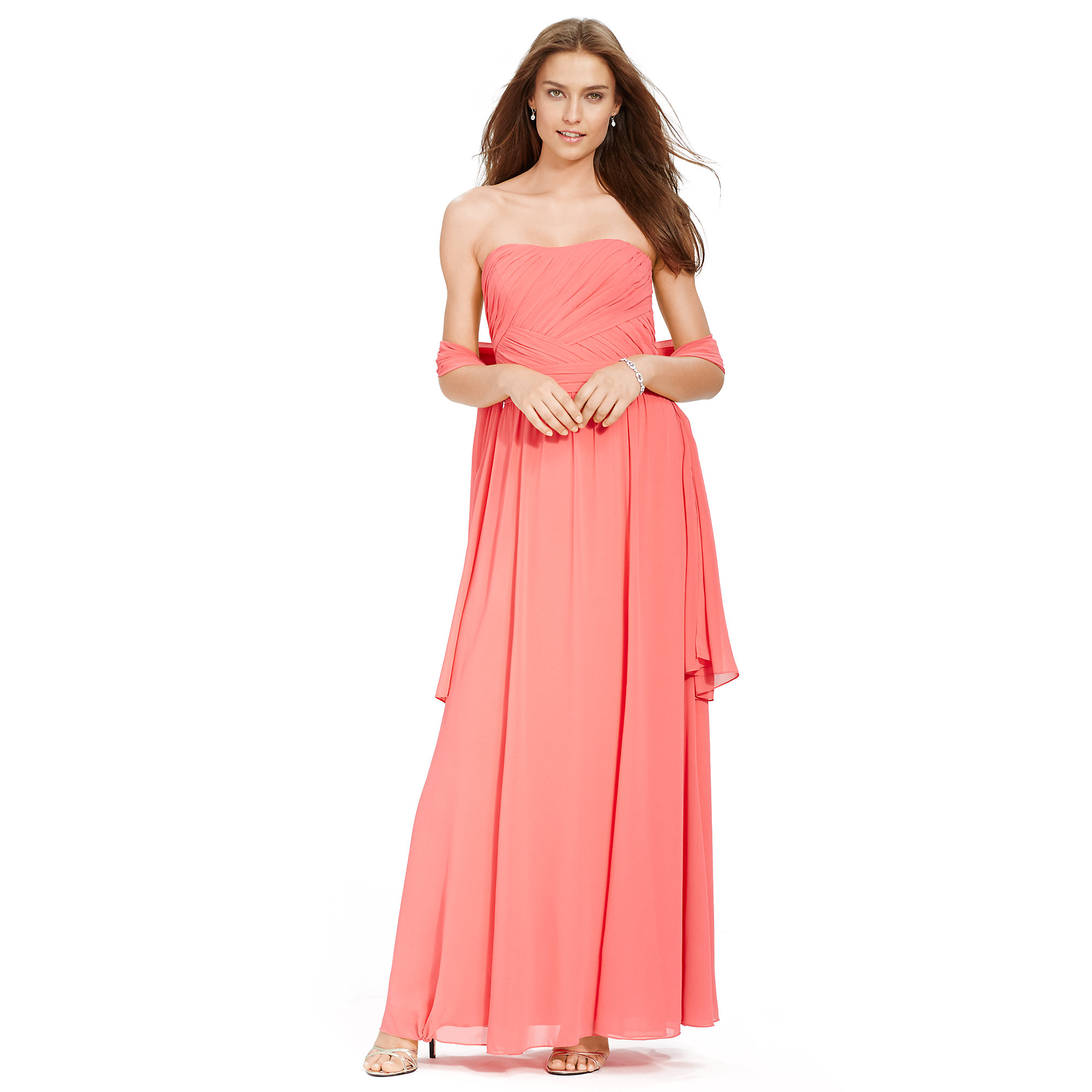 73f496f7d8 Strapless Dresses and Shawls – fashion dresses