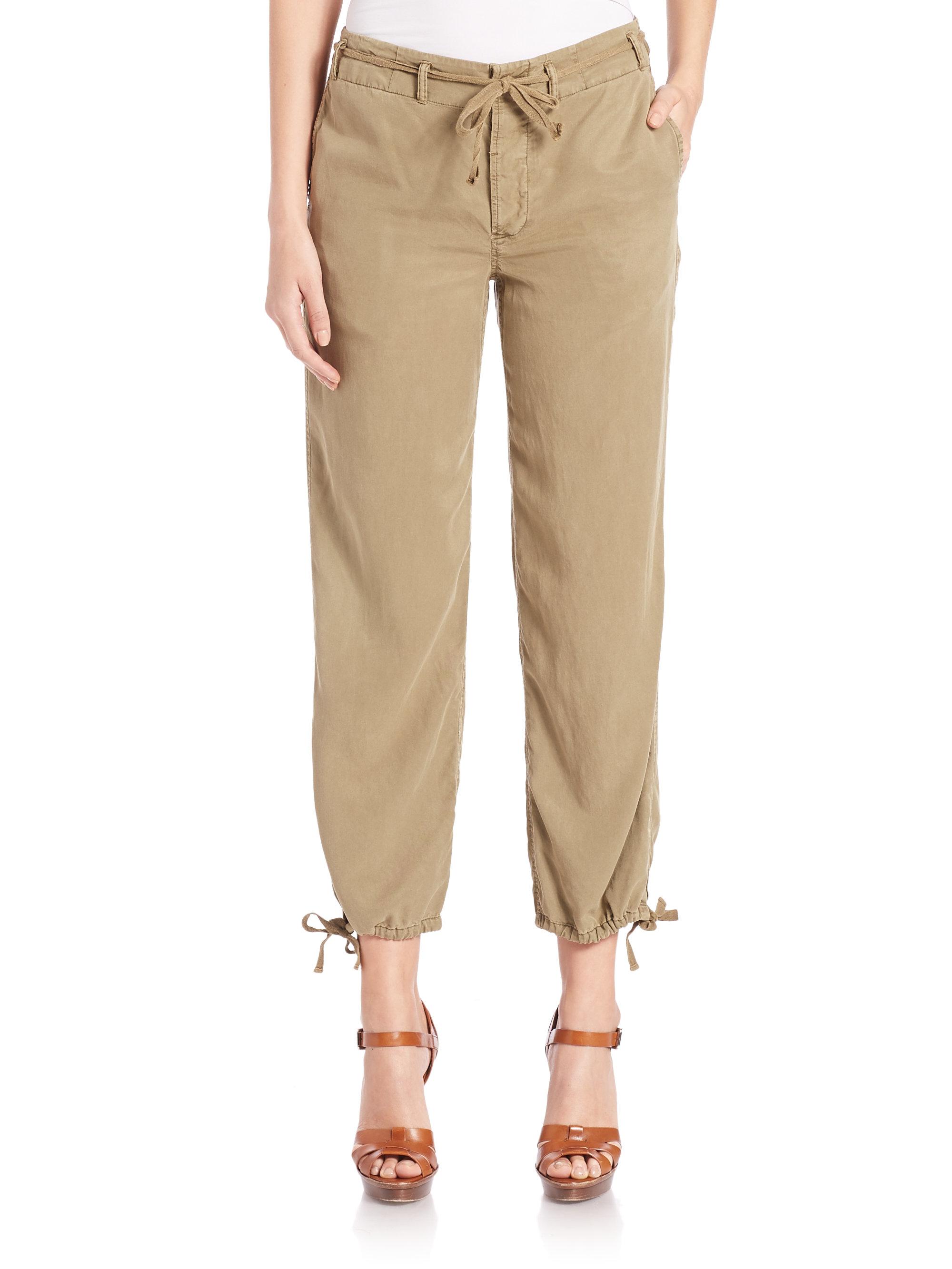 Excellent Lauren By Ralph Lauren Andover Wide Leg Pants In Black  Lyst