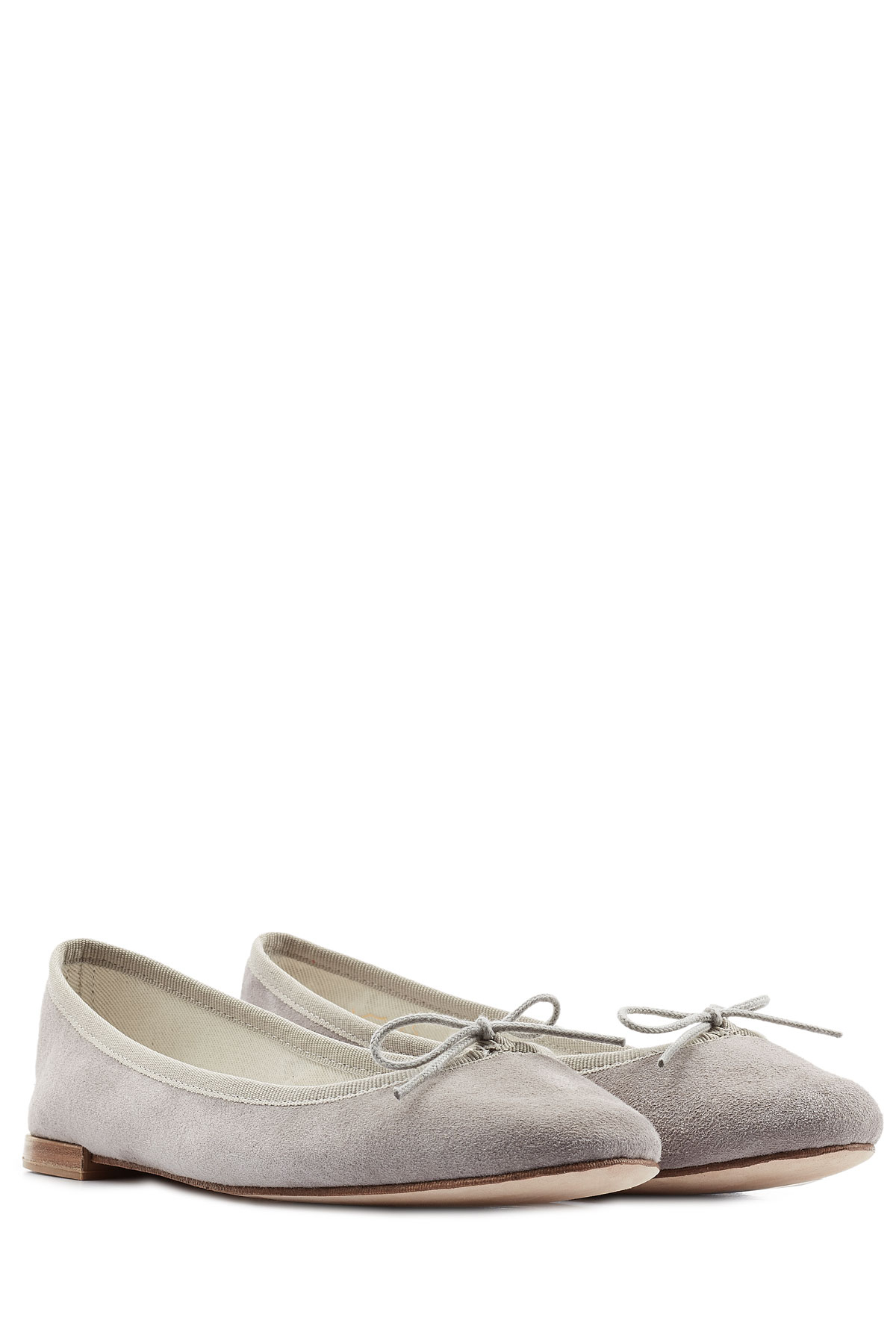cheap sale with credit card Repetto Suede Ballet Flats cheap low cost 53kvIp8