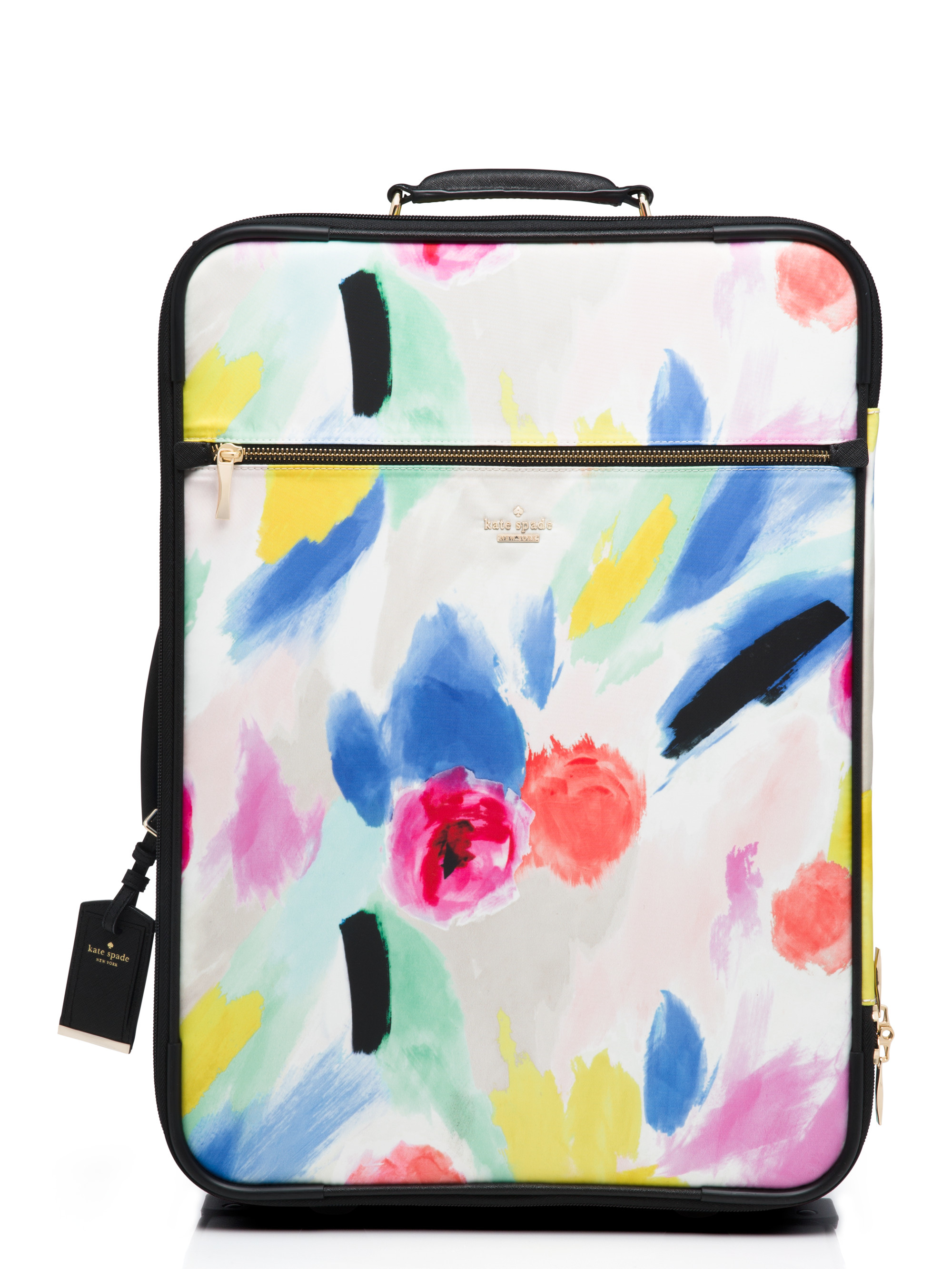 8af91a8c0fca Lyst - Kate Spade Classic Nylon International Carry-on