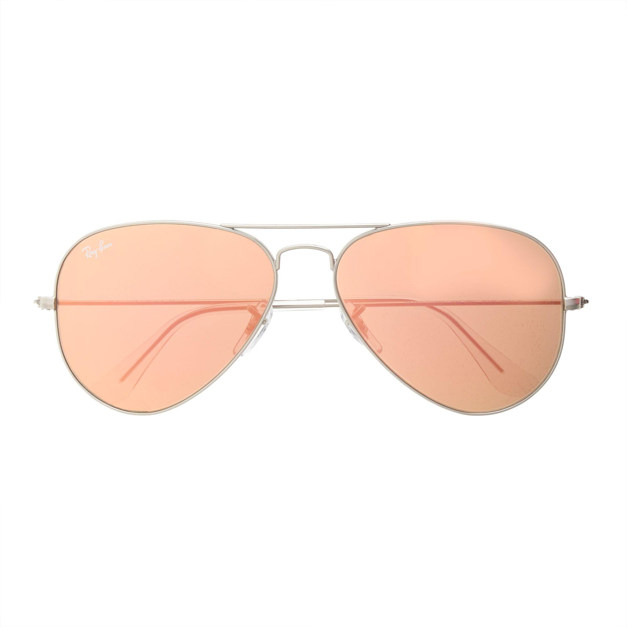 womens ray ban aviator sunglasses ygda  ray ban 3025 aviators pink lenses