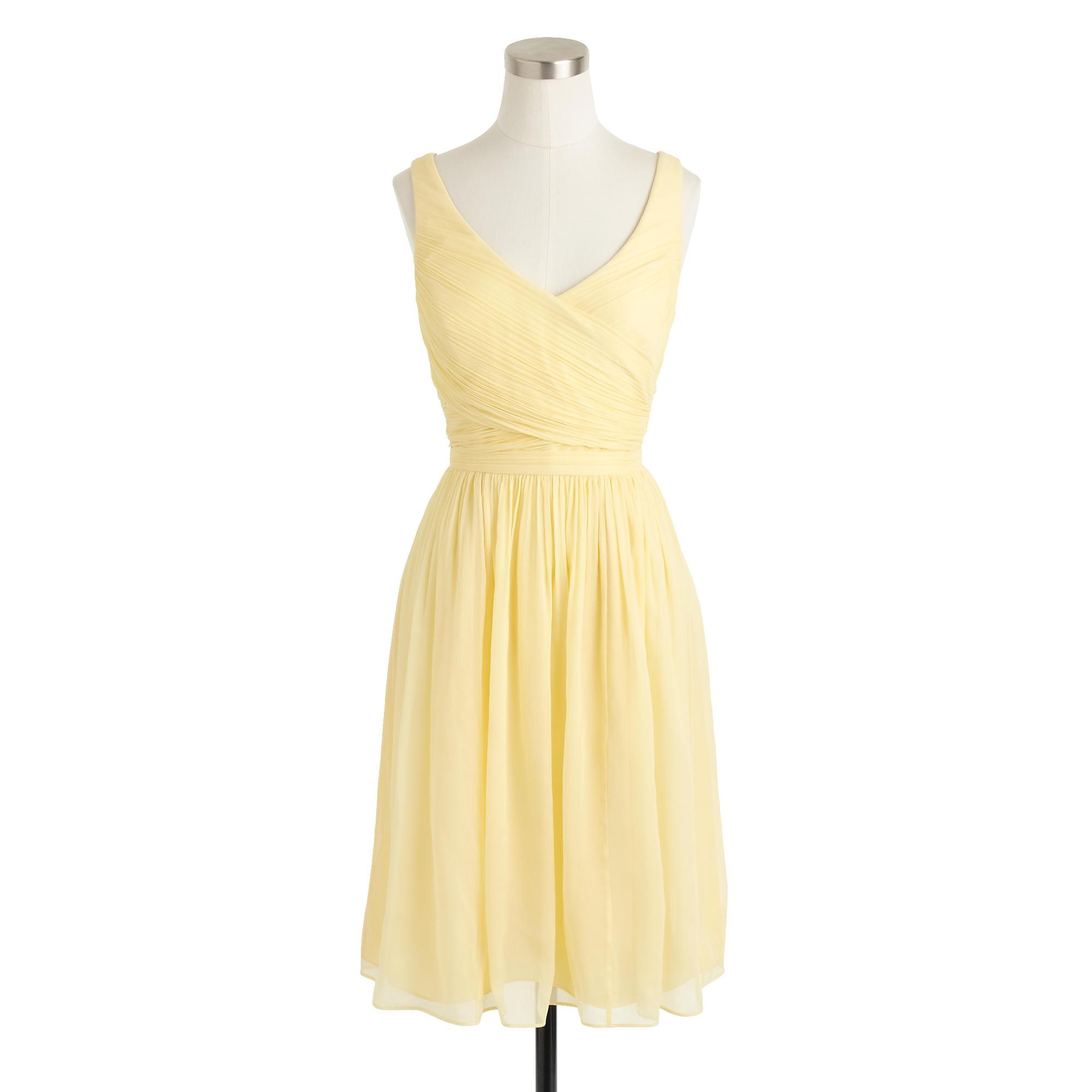 Heidi Gown in Silk Chiffon – fashion dresses