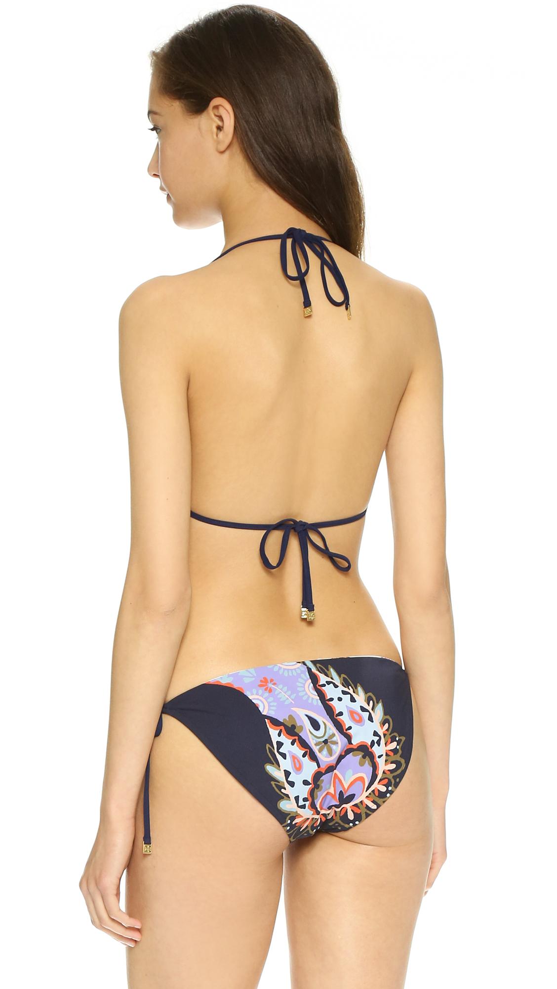 Bikini girl in skimpy