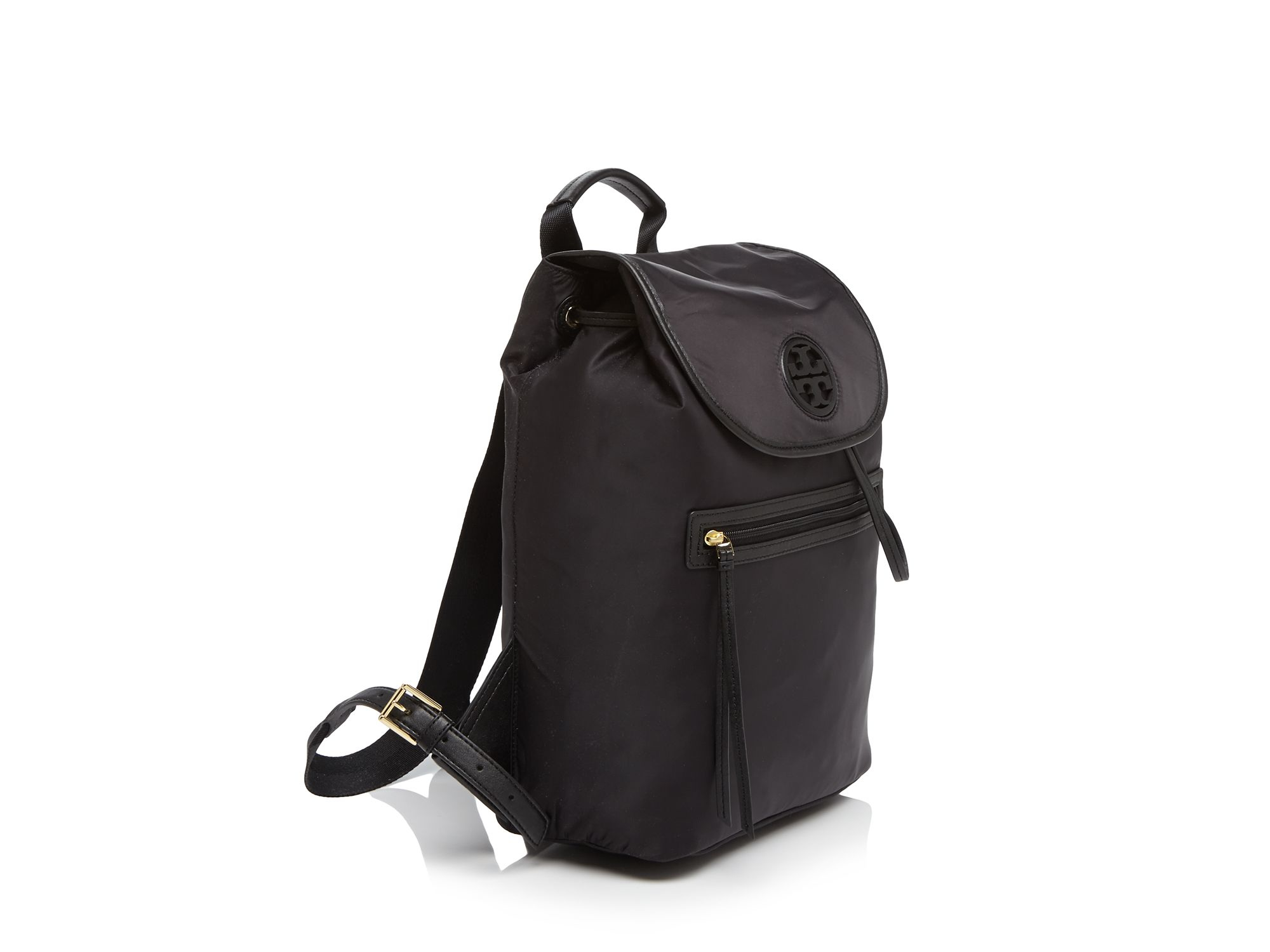 5b825589c04f Tory Burch Travel Nylon Flap Backpack- Fenix Toulouse Handball