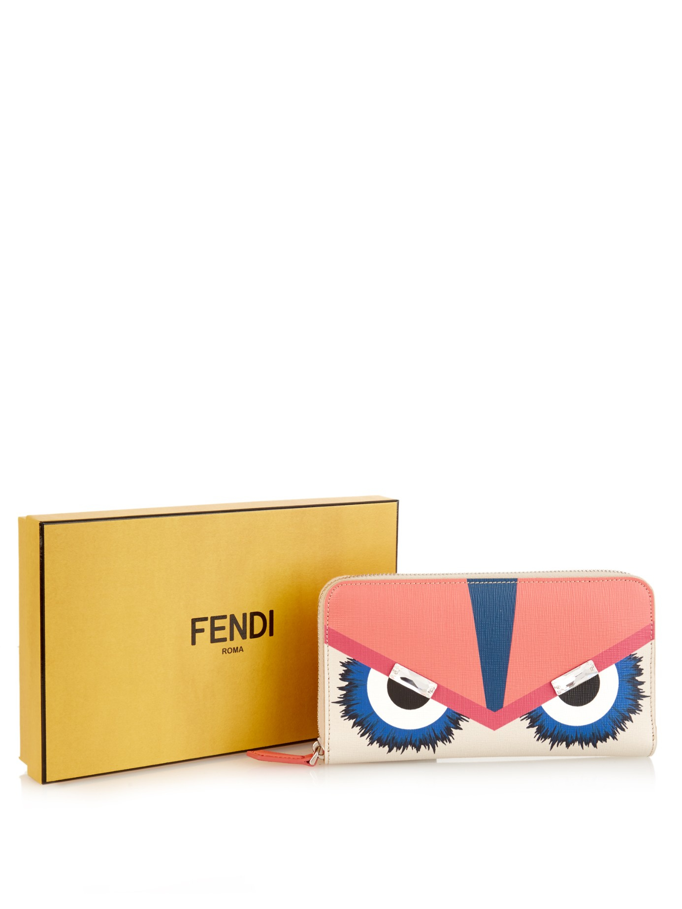 7953fb3c17 Gallery. Previously sold at  MATCHESFASHION.COM · Women s Wallet On Chain  Women s Fendi Bag Bugs ...