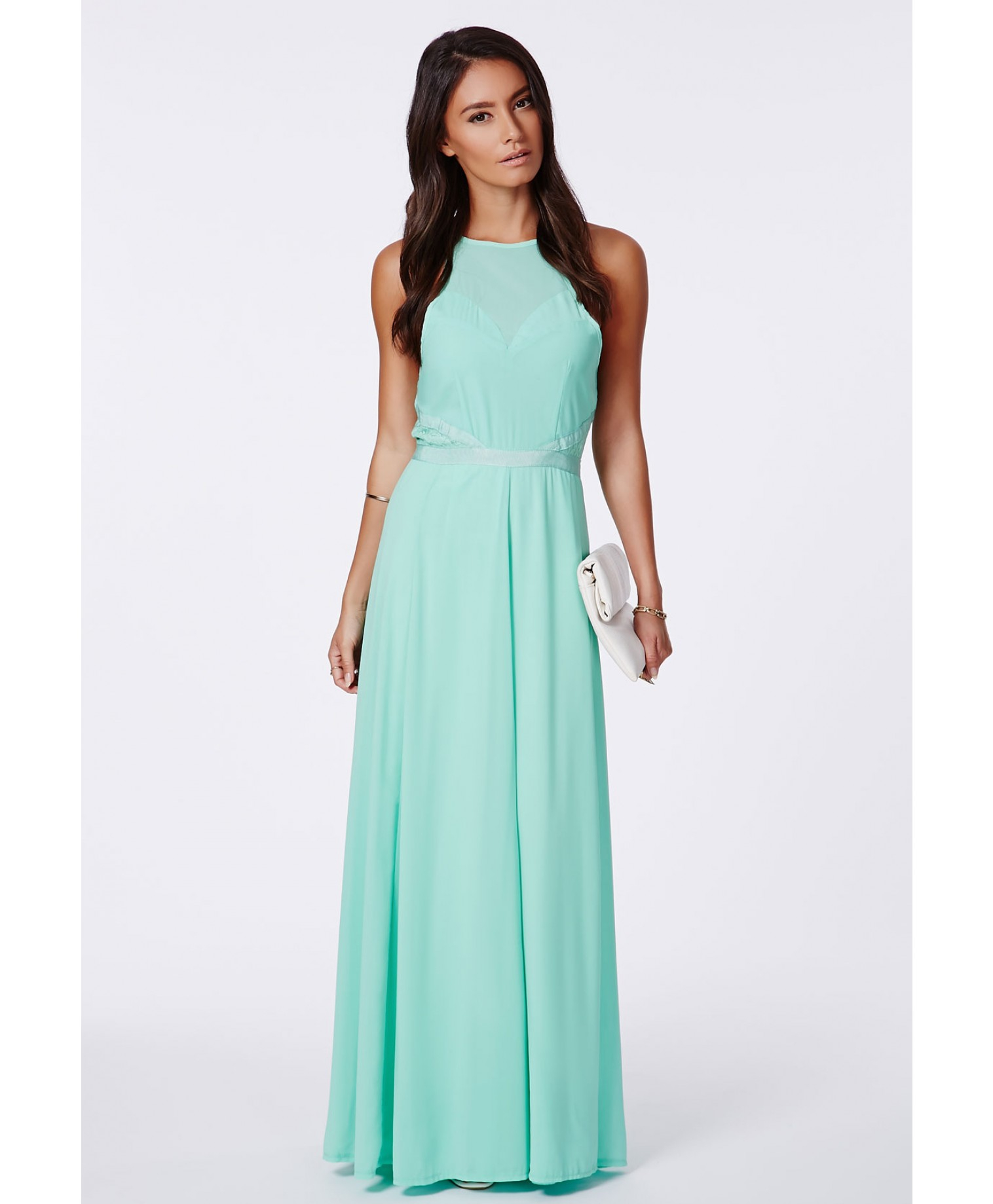 Moss / Mint Green maxi's for ladies; cap sleeve full-figure dress Clothink Women's Convertible Wrap Multi Way Party Long Maxi Dress. by Clothink. loose fitted Light Mint Green maxi dress; full floor length roswear Women's Summer Casual Round Neck Ruched Short Sleeve Floral Maxi Dress with Pockets. by roswear.