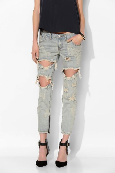 One Teaspoon Freebird Skinny Jean One Teaspoon Freebird