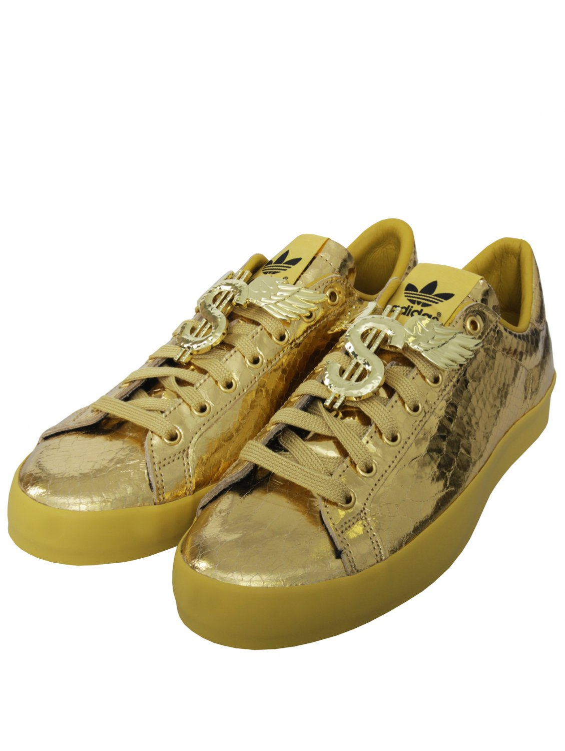 Adidas Sneakers Gold