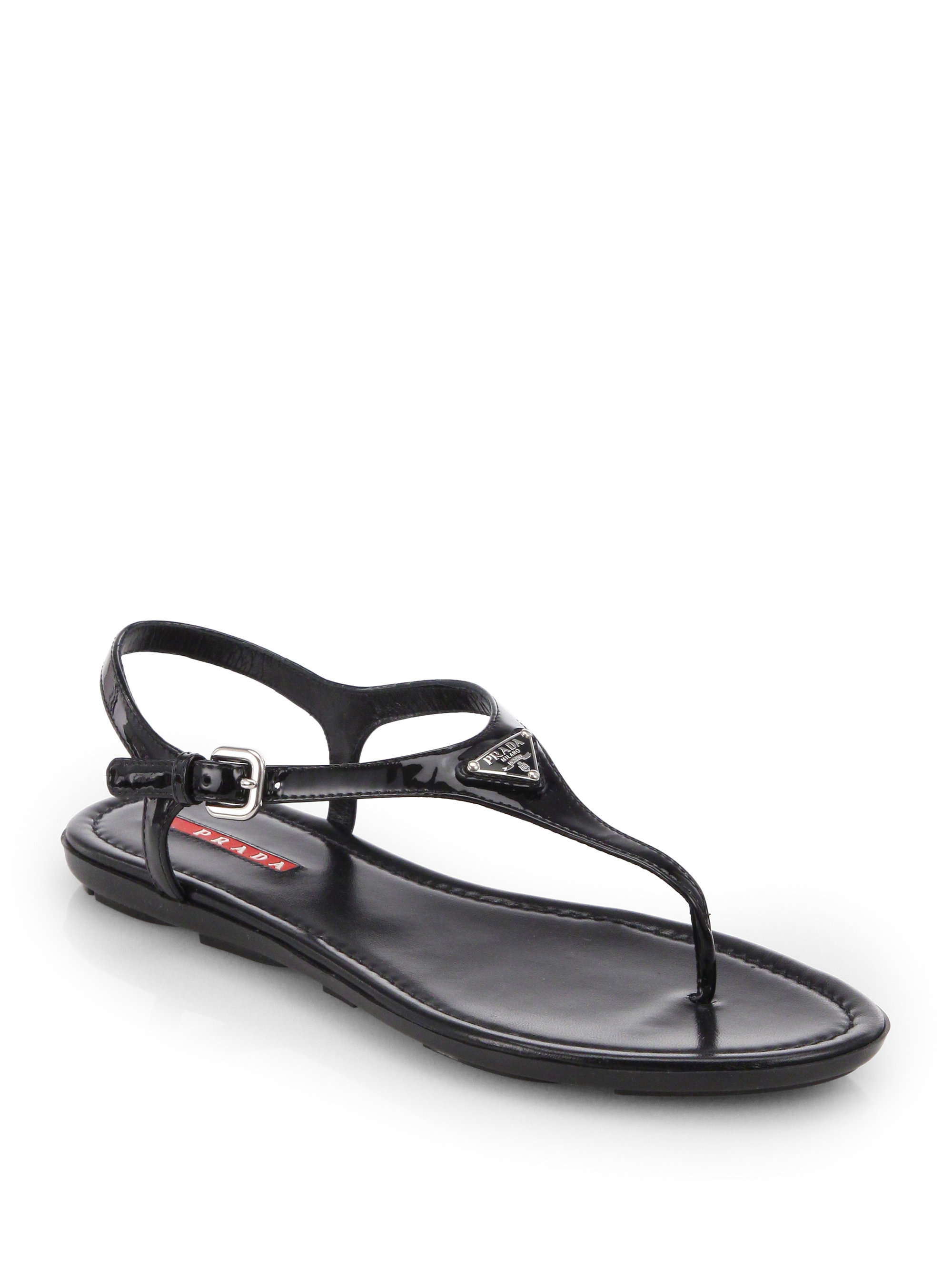 Two Strap Flat Sandals
