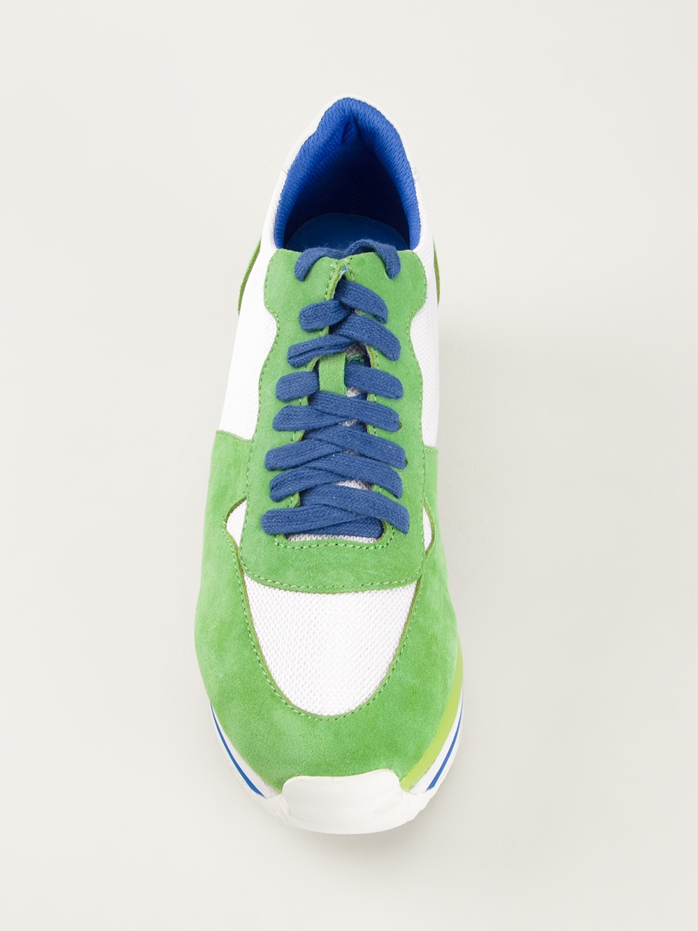 Jeffrey Campbell Turbo Platform Trainers In Green Lyst