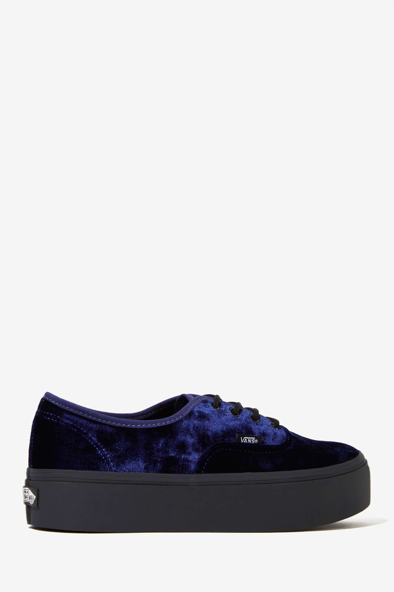 Vans Authentic Platform Shoes