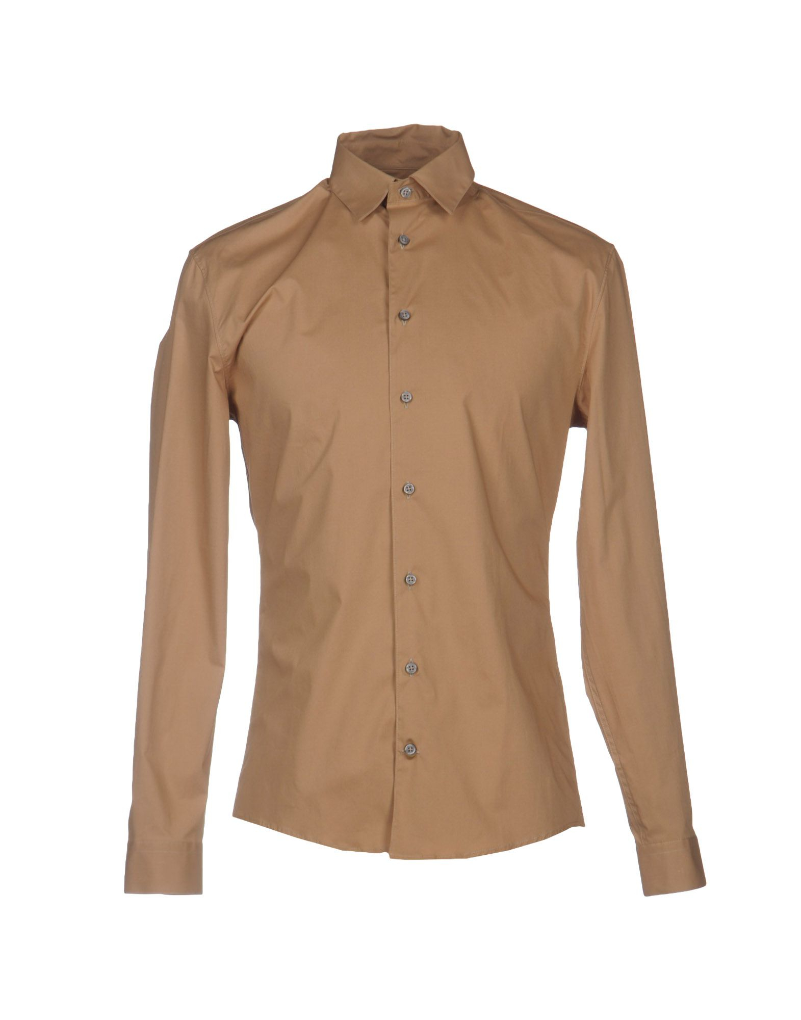 drykorn shirt in beige for men sand save 25 lyst. Black Bedroom Furniture Sets. Home Design Ideas