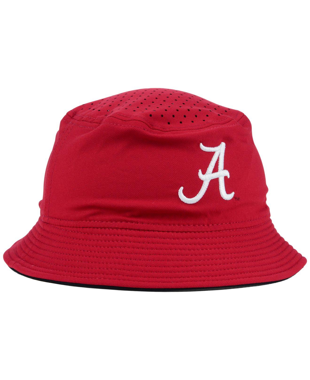 feece6dd336 ... closeout lyst nike alabama crimson tide vapor bucket hat in purple for  men fadcd 51a8a