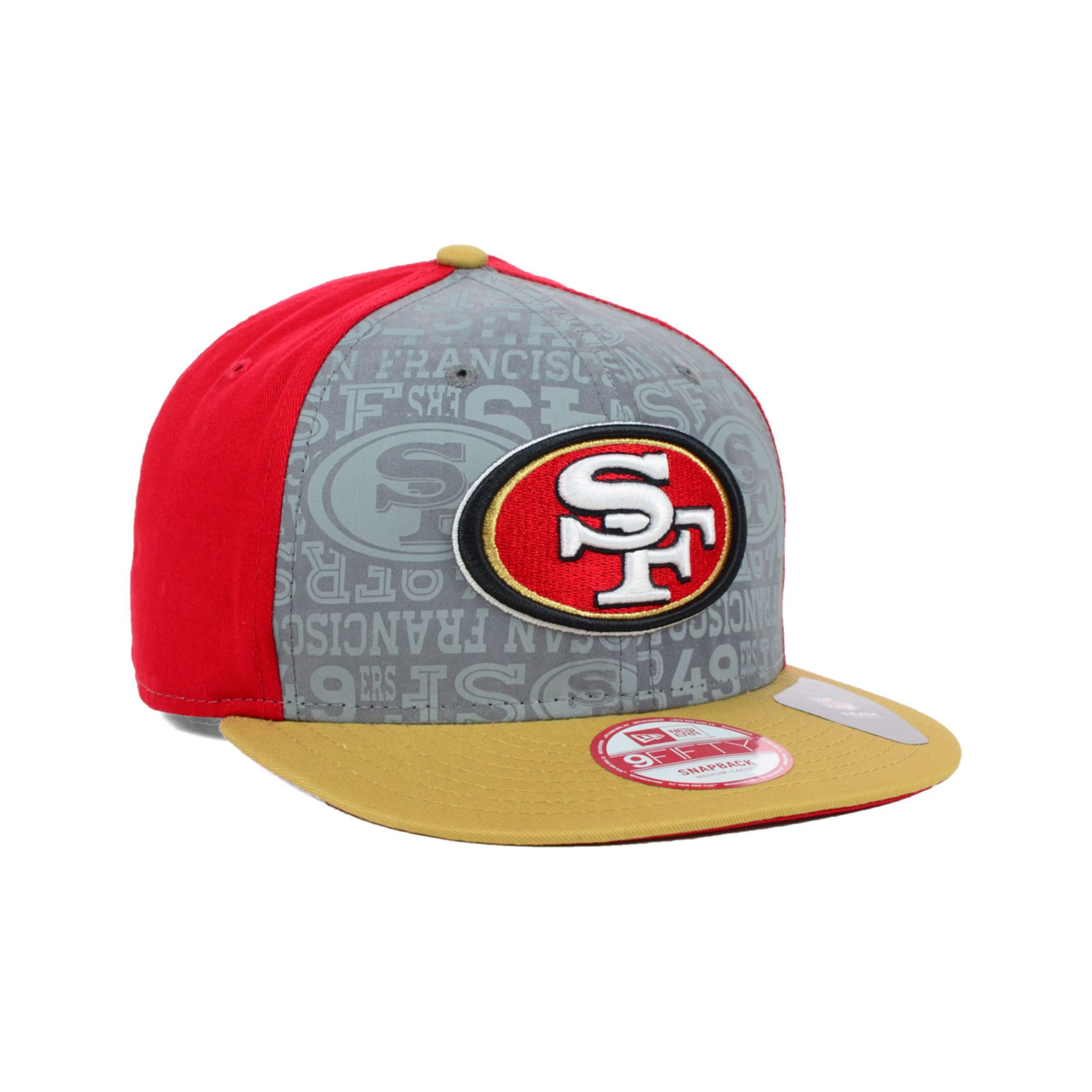 Lyst - KTZ Kids San Francisco 49ers Nfl Draft 9fifty Snapback Cap in ... d061df6ec