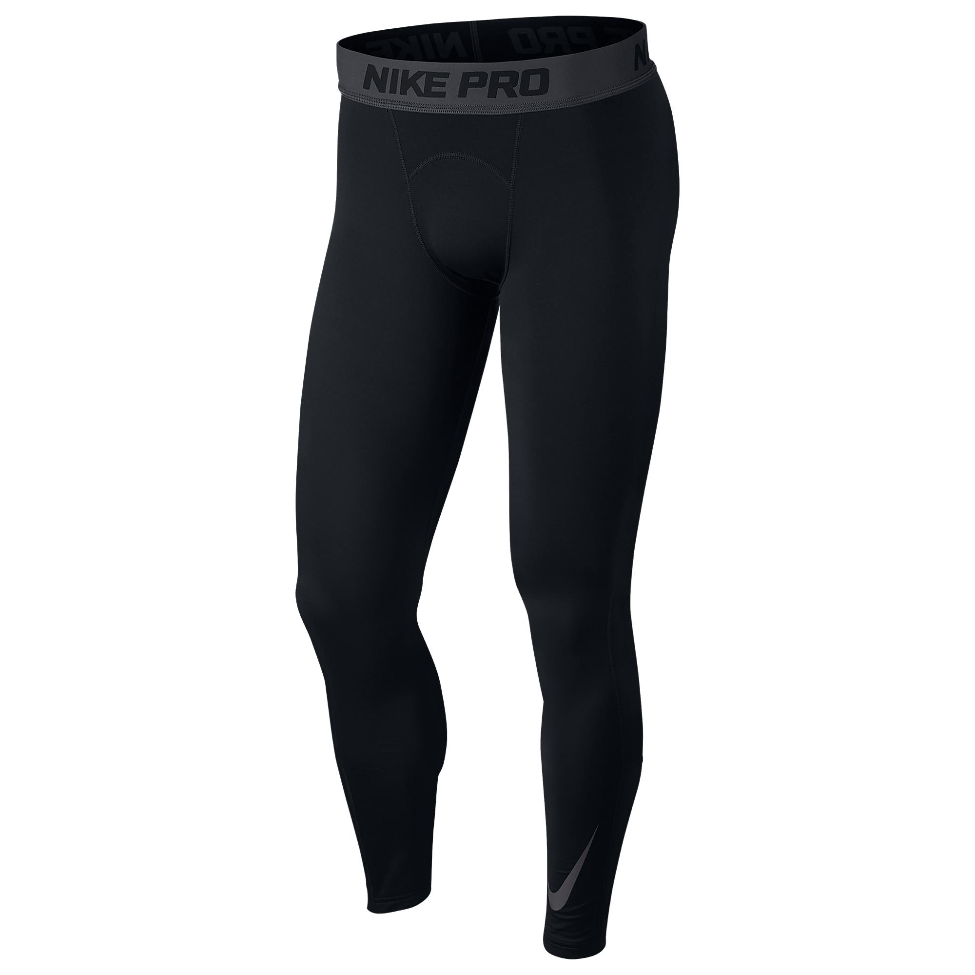 1f7d82a427189 Nike - Black Pro Therma Tights for Men - Lyst. View fullscreen