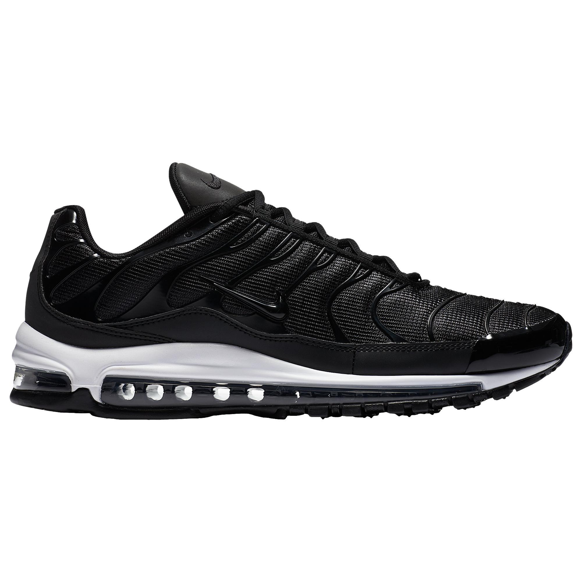 4515180054 Nike - Black Air Max 97 / Plus for Men - Lyst. View fullscreen