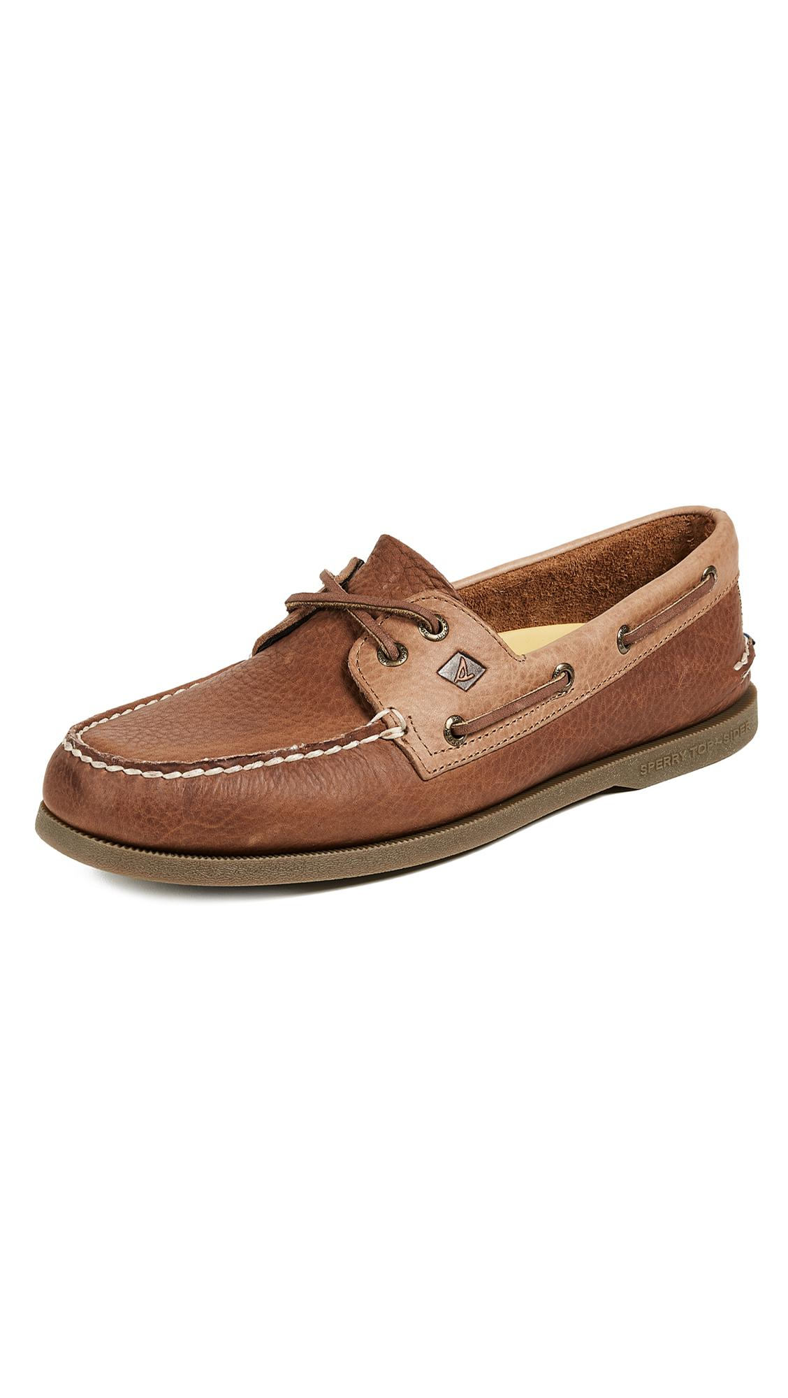 low price cheap price Sperry Topsider Daytona Boat Shoes In Tan cheap online shop fast delivery cheap online cheap sale shop for 5RFyWo06x