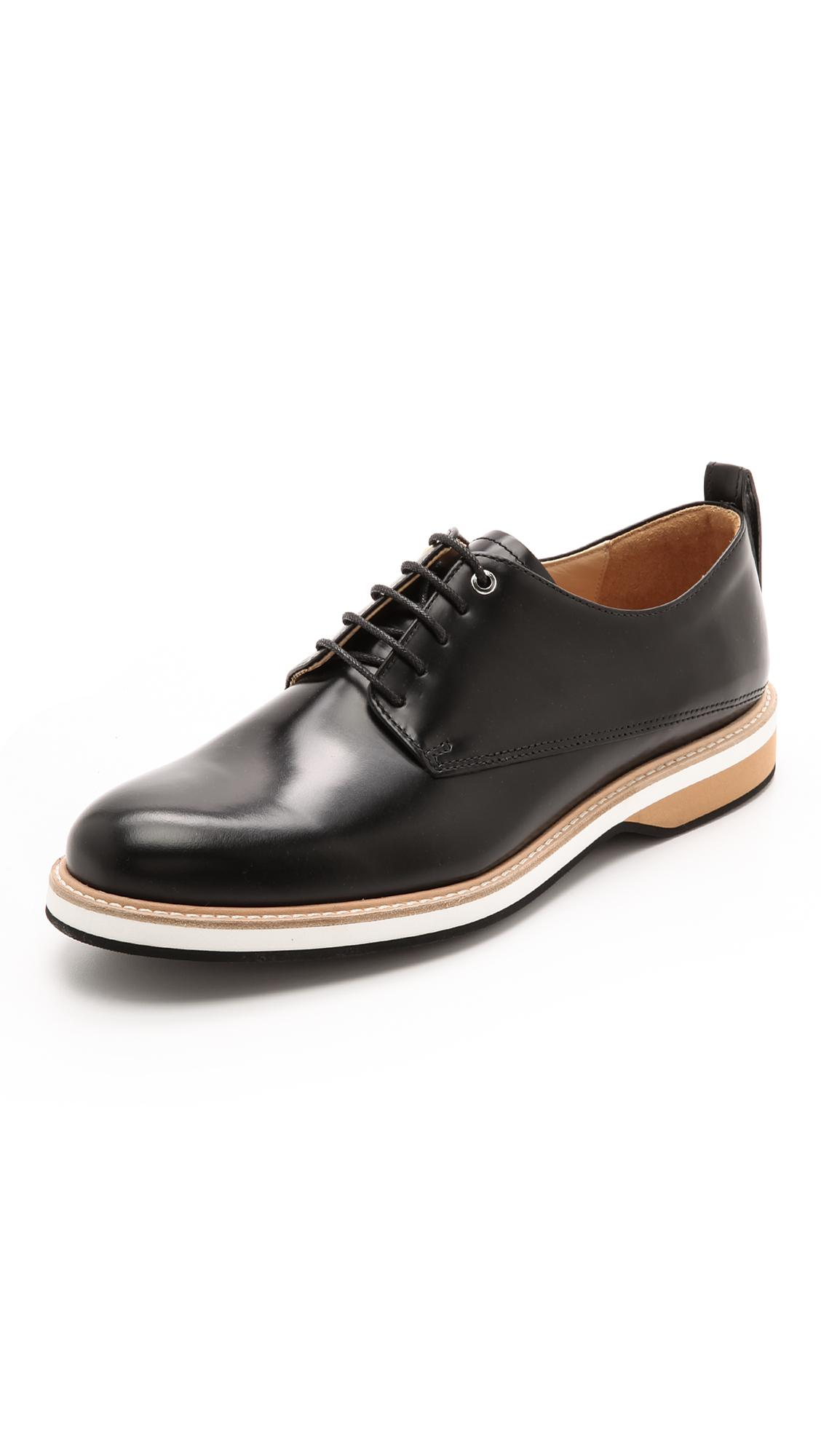 WANT LES ESSENTIELS Men's De La Vie Cap Toe Derby rYqnf7