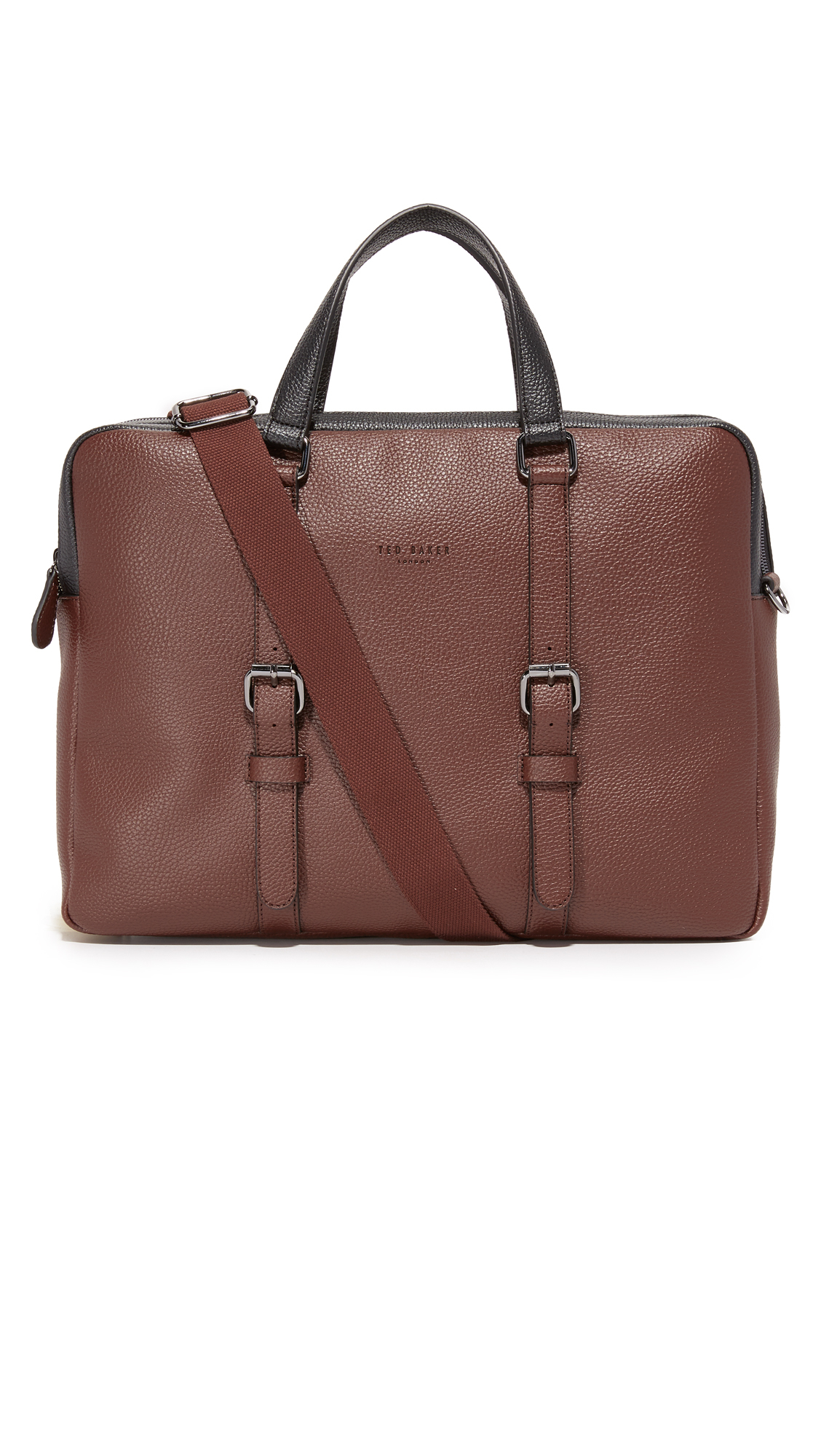 c2d803b33c6b Lyst - Ted Baker Alvaro Briefcase for Men