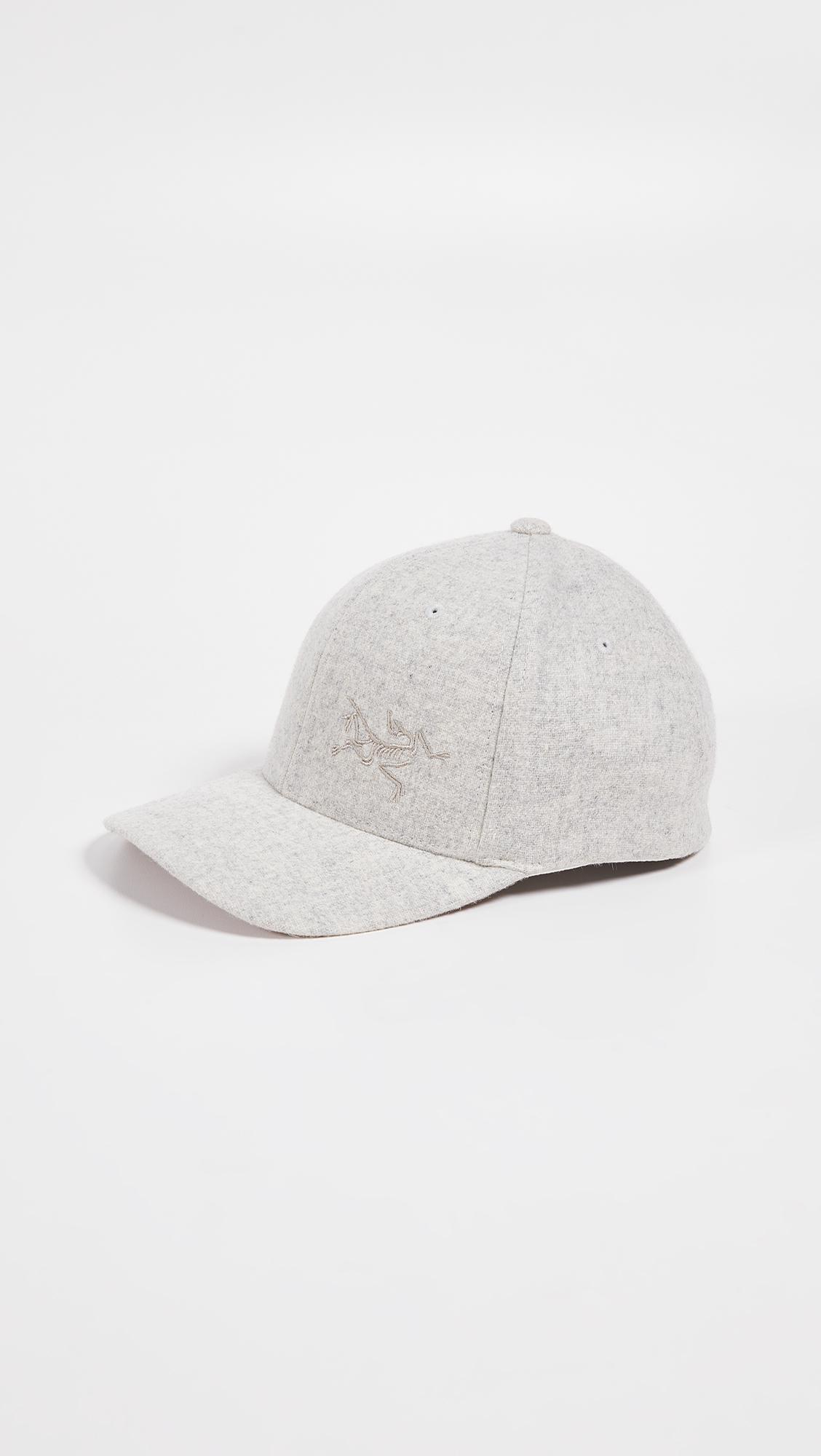 8a088a39e30 Arc'teryx Wool Ball Cap in Gray for Men - Lyst