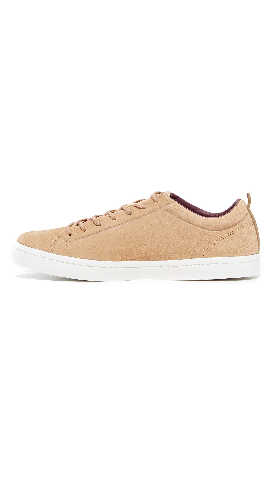 74c492d85 Lyst - Lacoste Straightset Suede Sneakers for Men