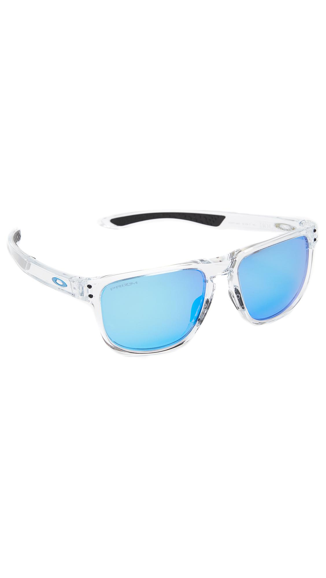492b20a2985a2 Oakley Holbrook Prizm Sunglasses in Blue for Men - Lyst