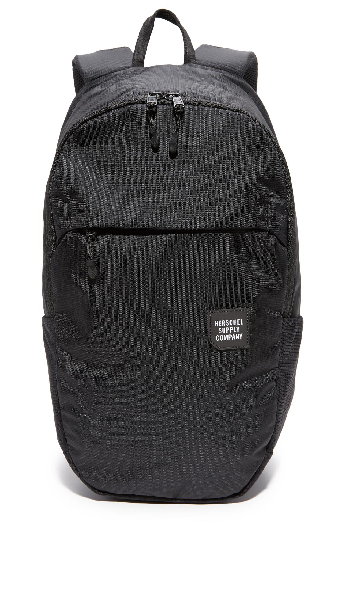 e48a23cb0d0 Herschel Supply Co. Trail Mammoth Medium Backpack in Black for Men ...