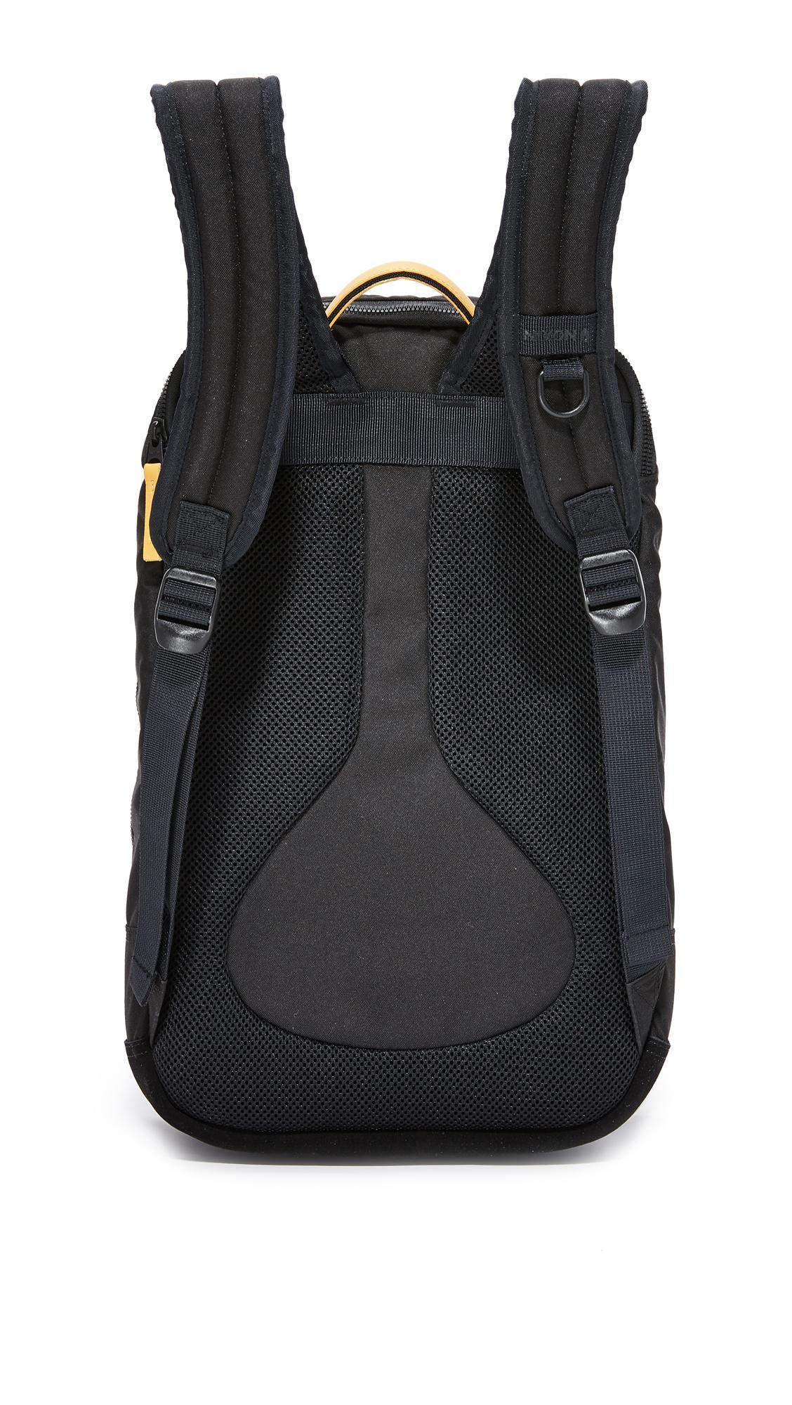 ec92d70cd01 Nixon Range Backpack in Black for Men - Lyst