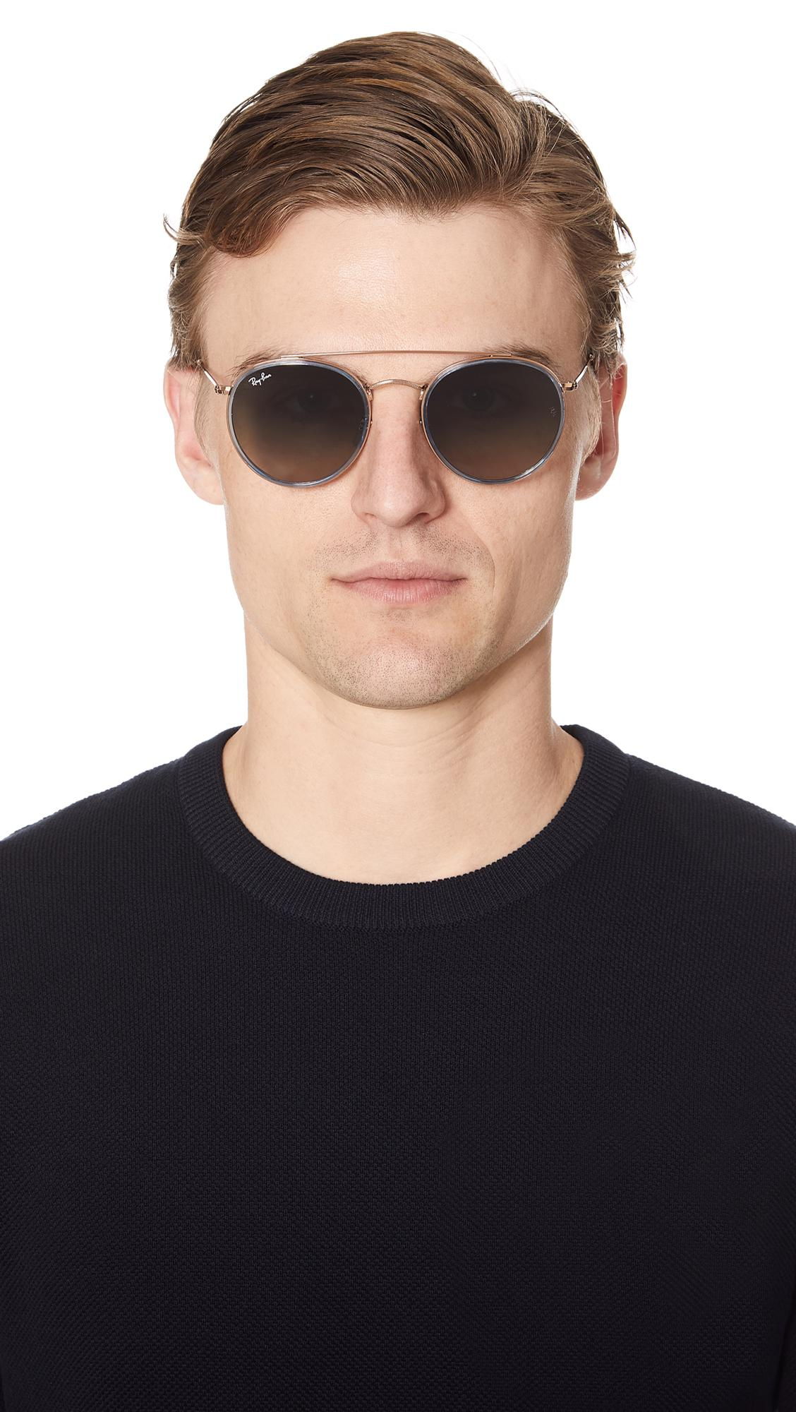 ray ban aviator sunglasses for round face