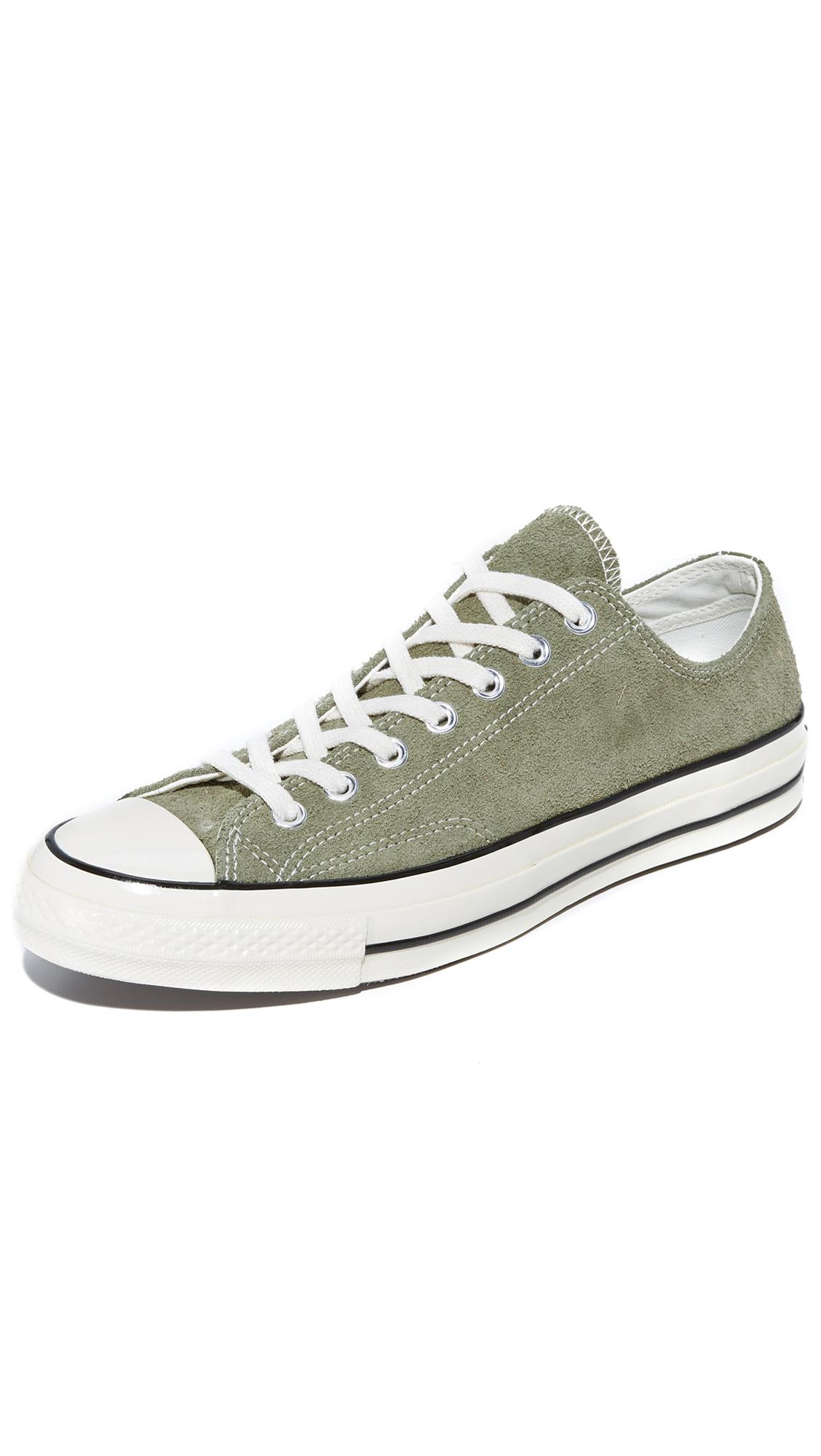 c6f857e98777 Lyst - Converse Chuck Taylor All Star  70s Suede Sneakers for Men