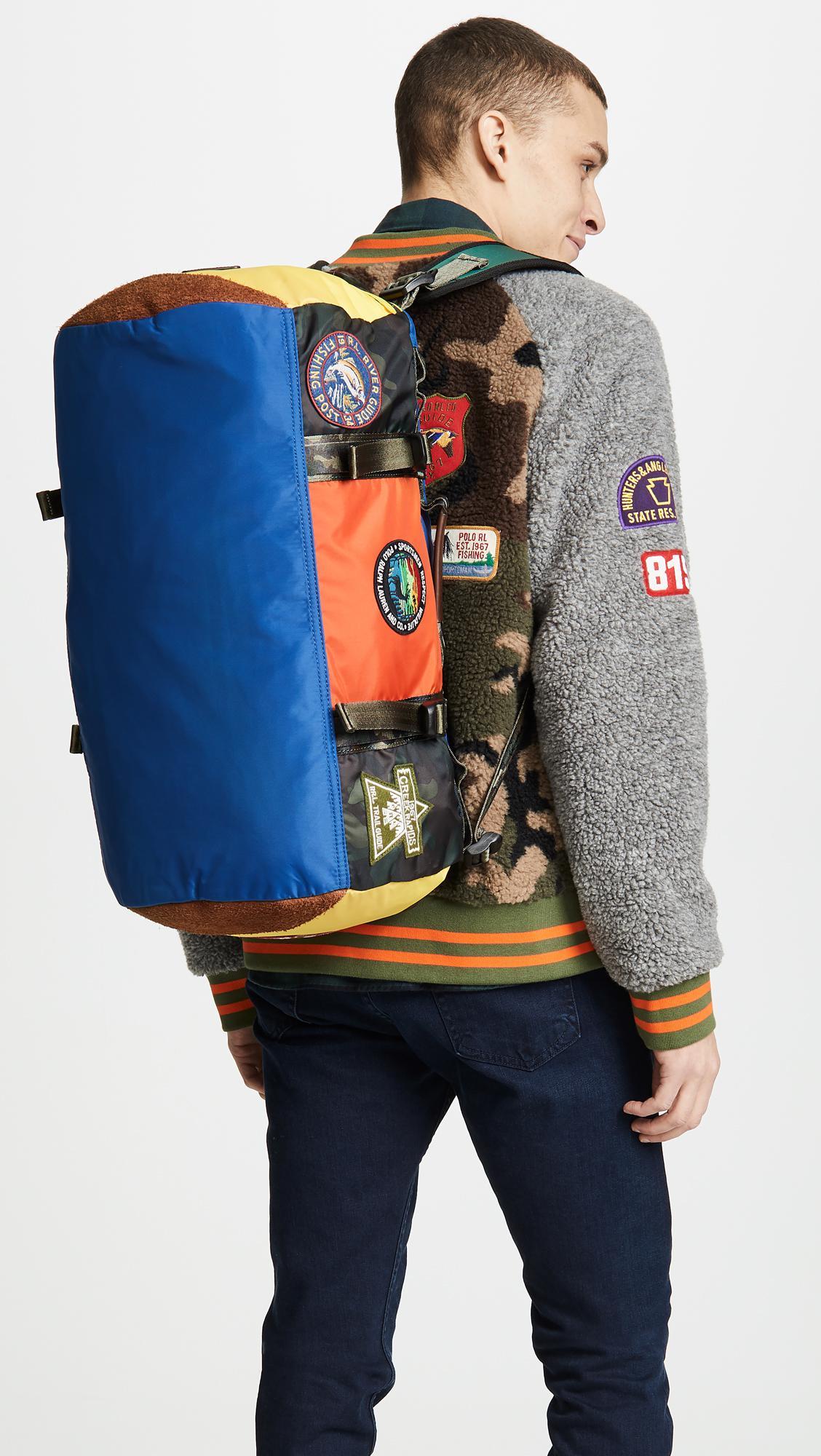 a76b336f9b3f Lyst - Polo Ralph Lauren Great Outdoors Duffel Bag for Men
