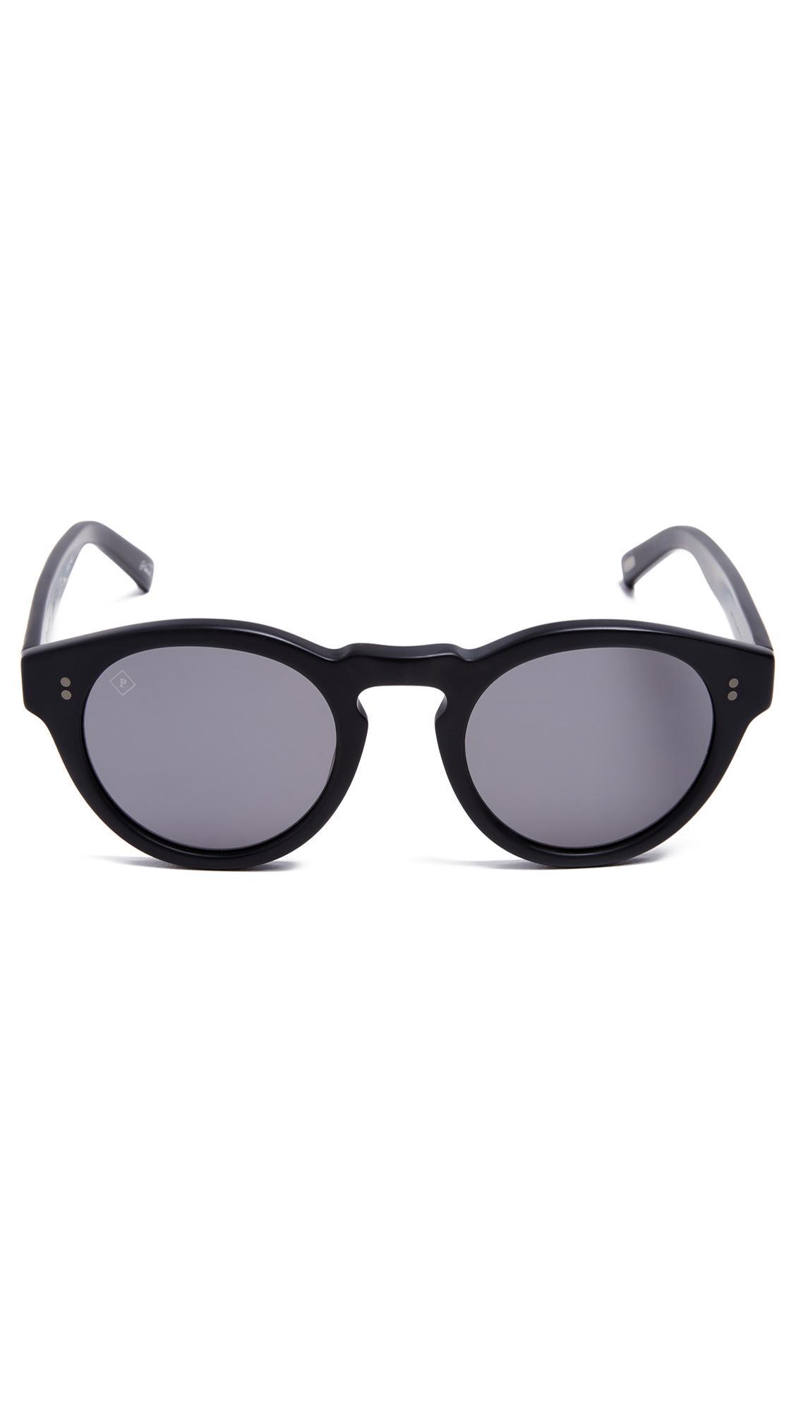 fcdcc69079a1 Raen Parkhurst Polarized Sunglasses in Black for Men - Lyst
