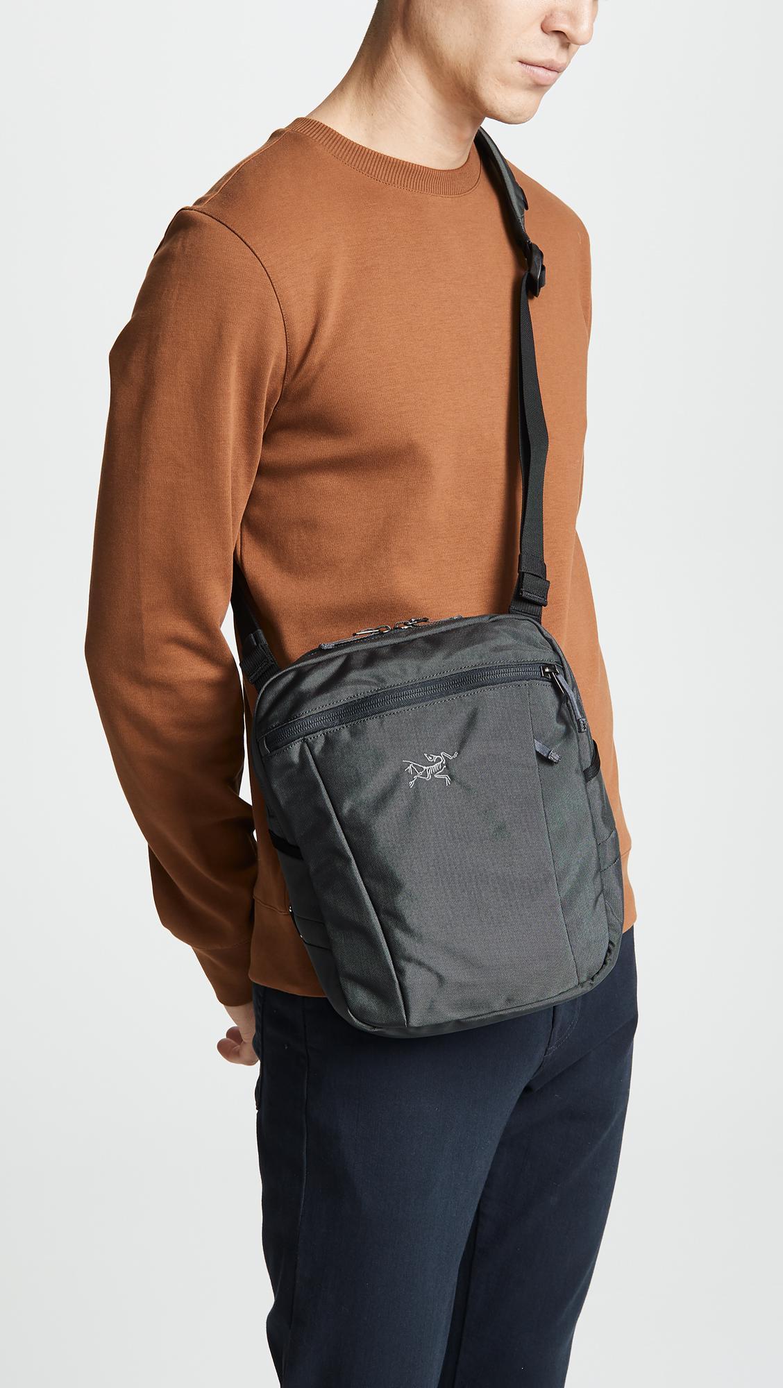 f88463e81d8b ... Slingblade 4 Shoulder Bag for Men - Lyst. View fullscreen