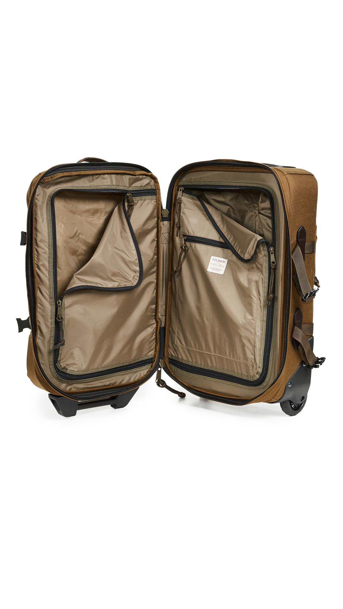 b6be6fca8d Filson - Multicolor Dryden 2 Wheel Carry On Suitcase for Men - Lyst. View  fullscreen