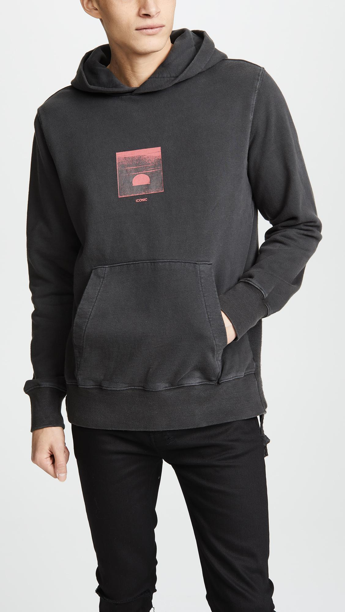 14 Hoodie To Lyst Iconic Ksubi Black Back In Save Men For pTzqn