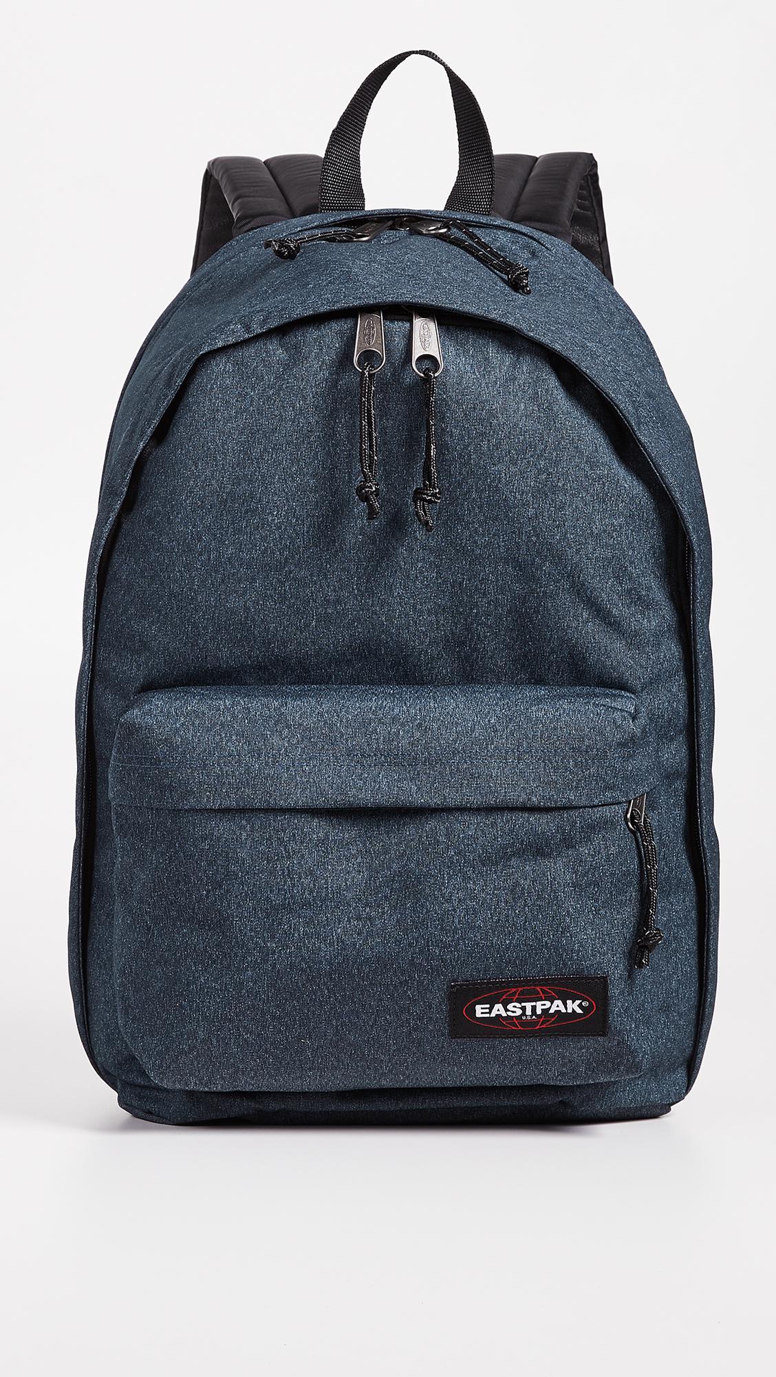 6cd2eba7013 Eastpak - Blue Back To Work Backpack for Men - Lyst. View fullscreen