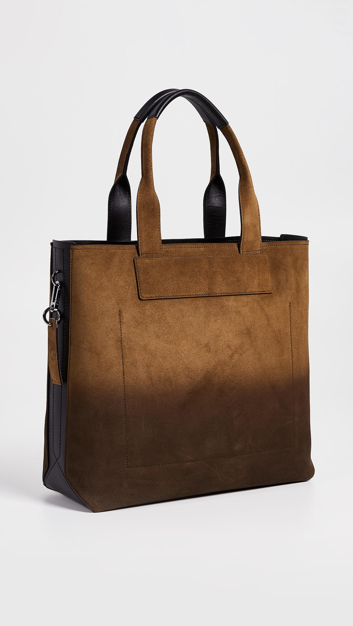 209b012a0ef9 Lyst - Michael Kors Henry Bonded Tote in Brown for Men