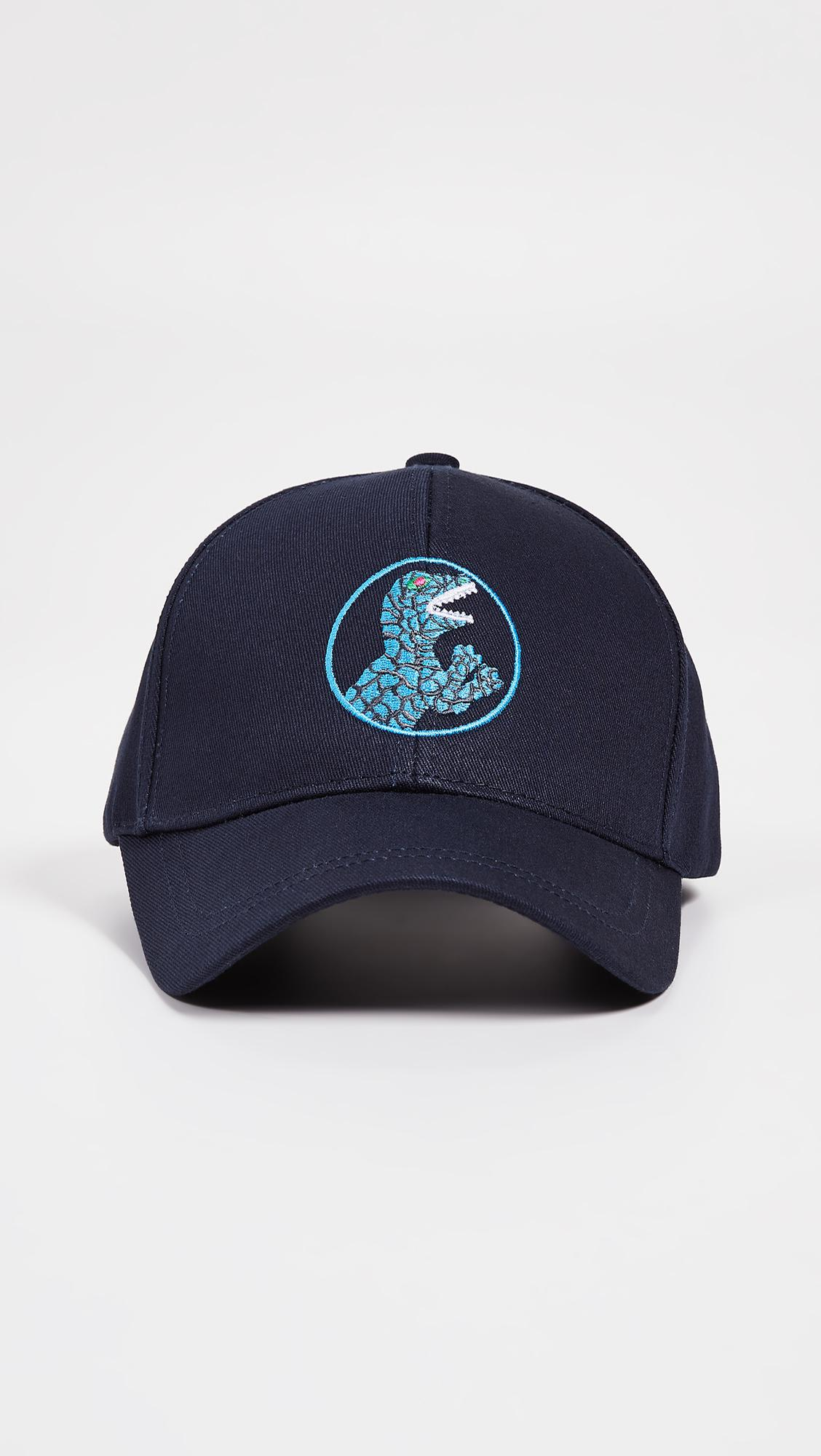 Lyst - Paul Smith Dino Baseball Cap in Blue for Men - Save 33% 319bf442a595
