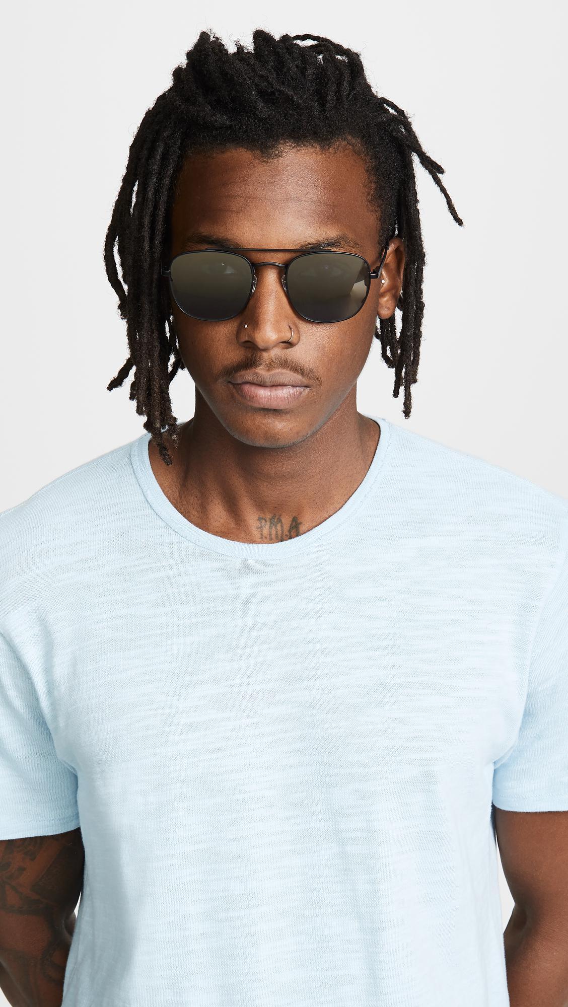 f3a66bb3a1 Le Specs - Multicolor Harlem Hustler Sunglasses for Men - Lyst. View  fullscreen