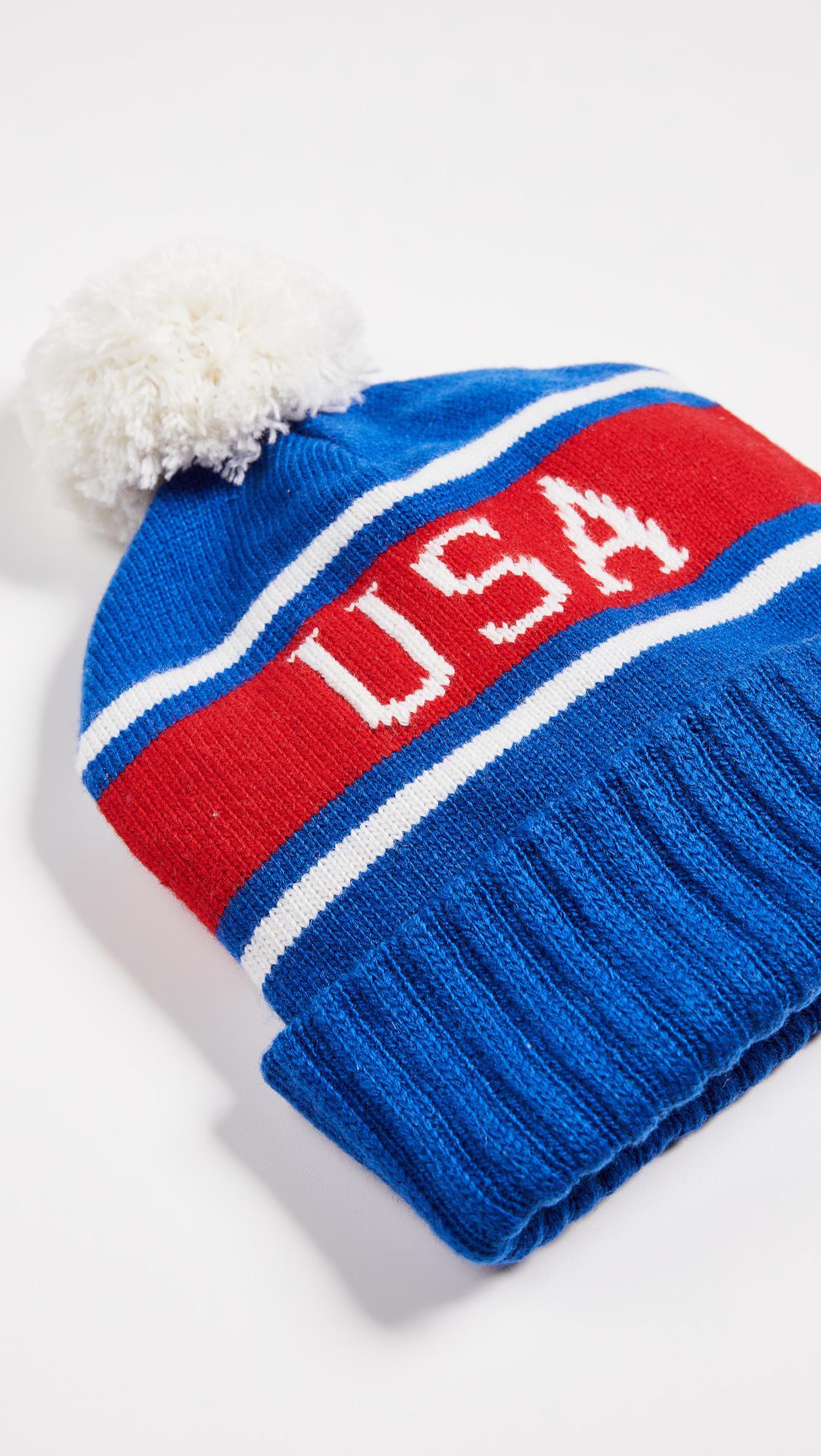 83e6e7afa9962 Polo Ralph Lauren Polo Usa Stadium Hat in Blue for Men - Lyst