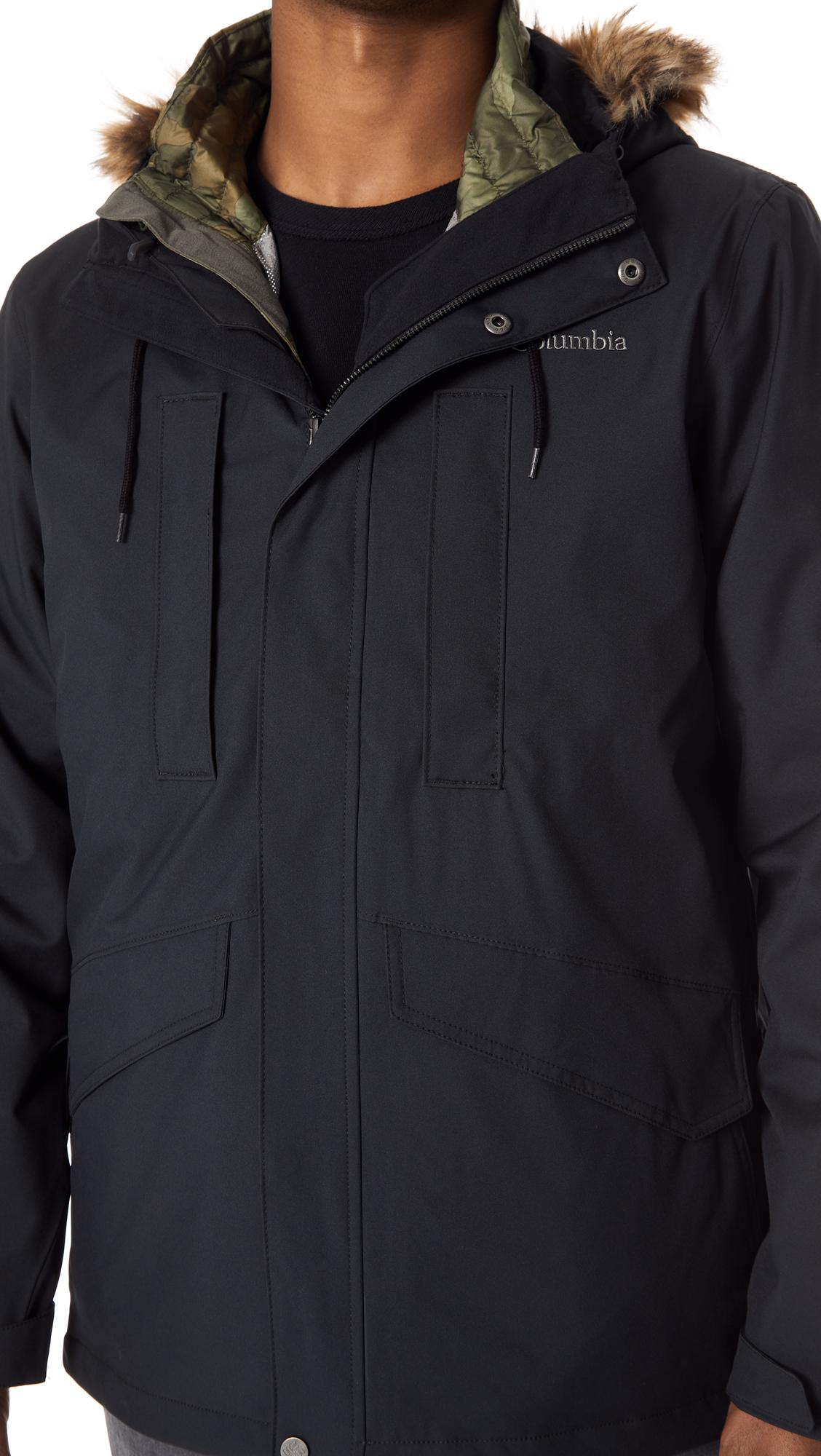Lyst - Columbia Bean Bluff Interchange Jacket in Black for Men a3836d8bf