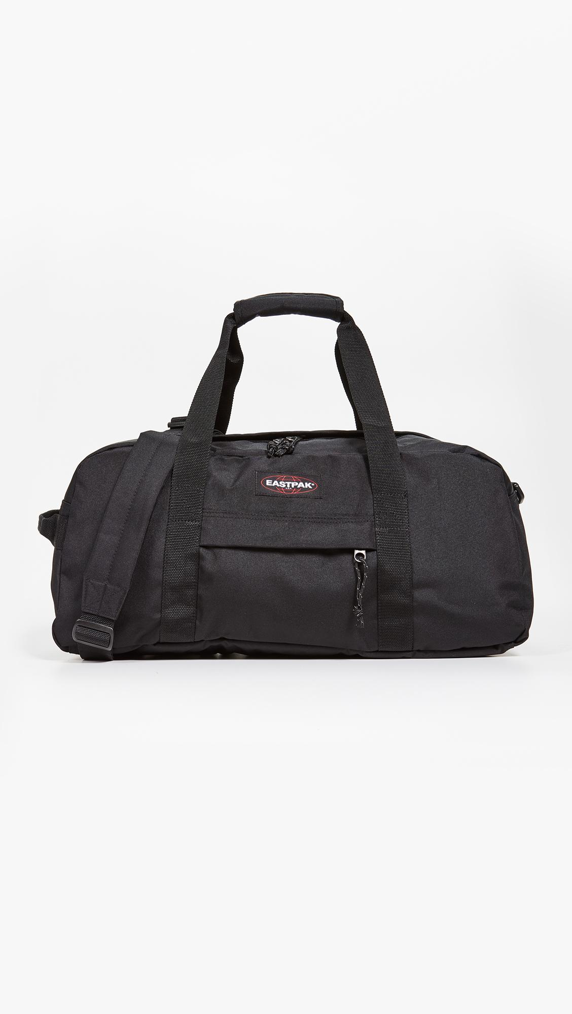 8acca29b1762 Lyst - Eastpak Stand Duffel Bag in Black for Men