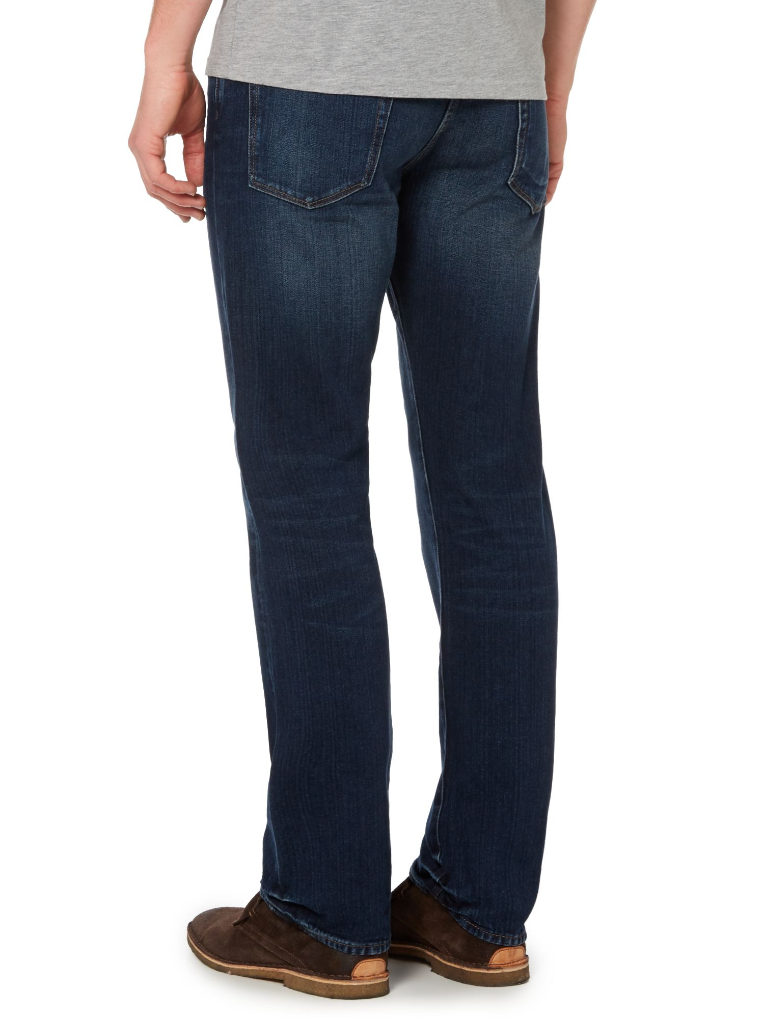 paul smith bootcut light wash jeans in blue for men lyst. Black Bedroom Furniture Sets. Home Design Ideas