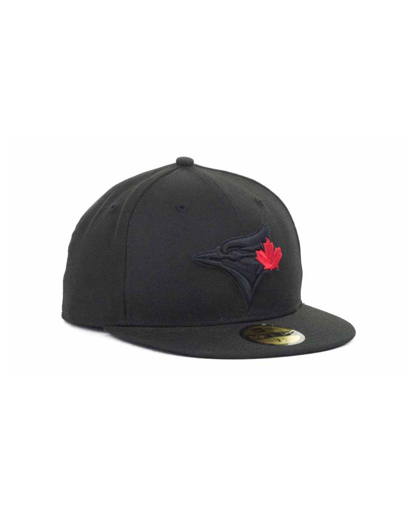 Lyst Ktz Toronto Blue Jays Mlb Black On Black Fashion
