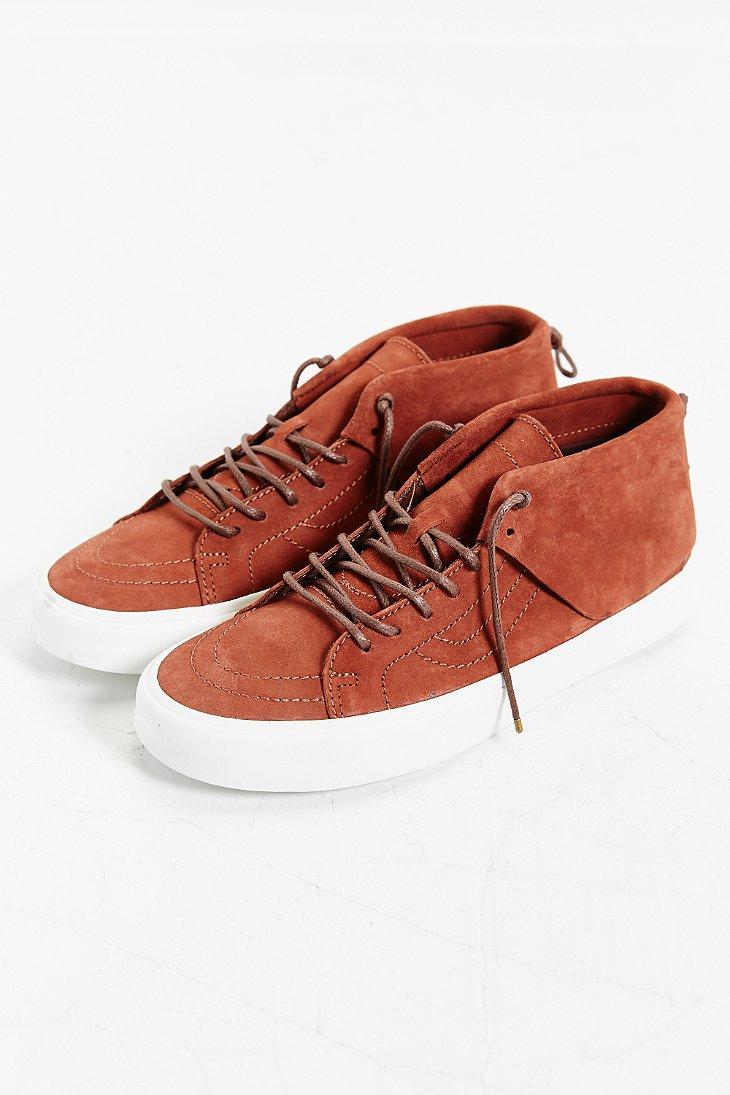 157357418a60a8 Lyst - Vans Sk8 Mid Moc Ca Sneakerboot in Brown for Men